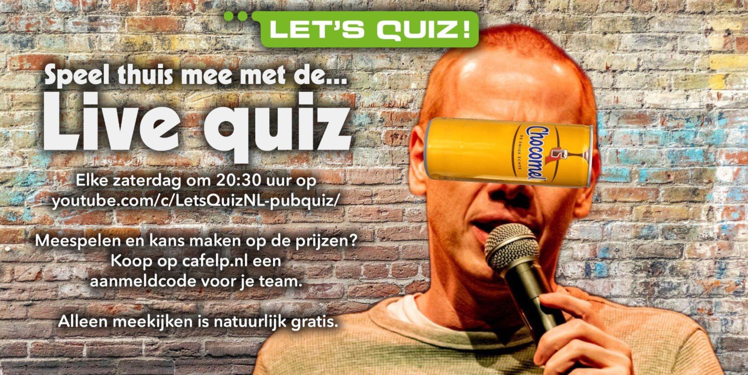 Let's Quiz Pubquiz Enschede