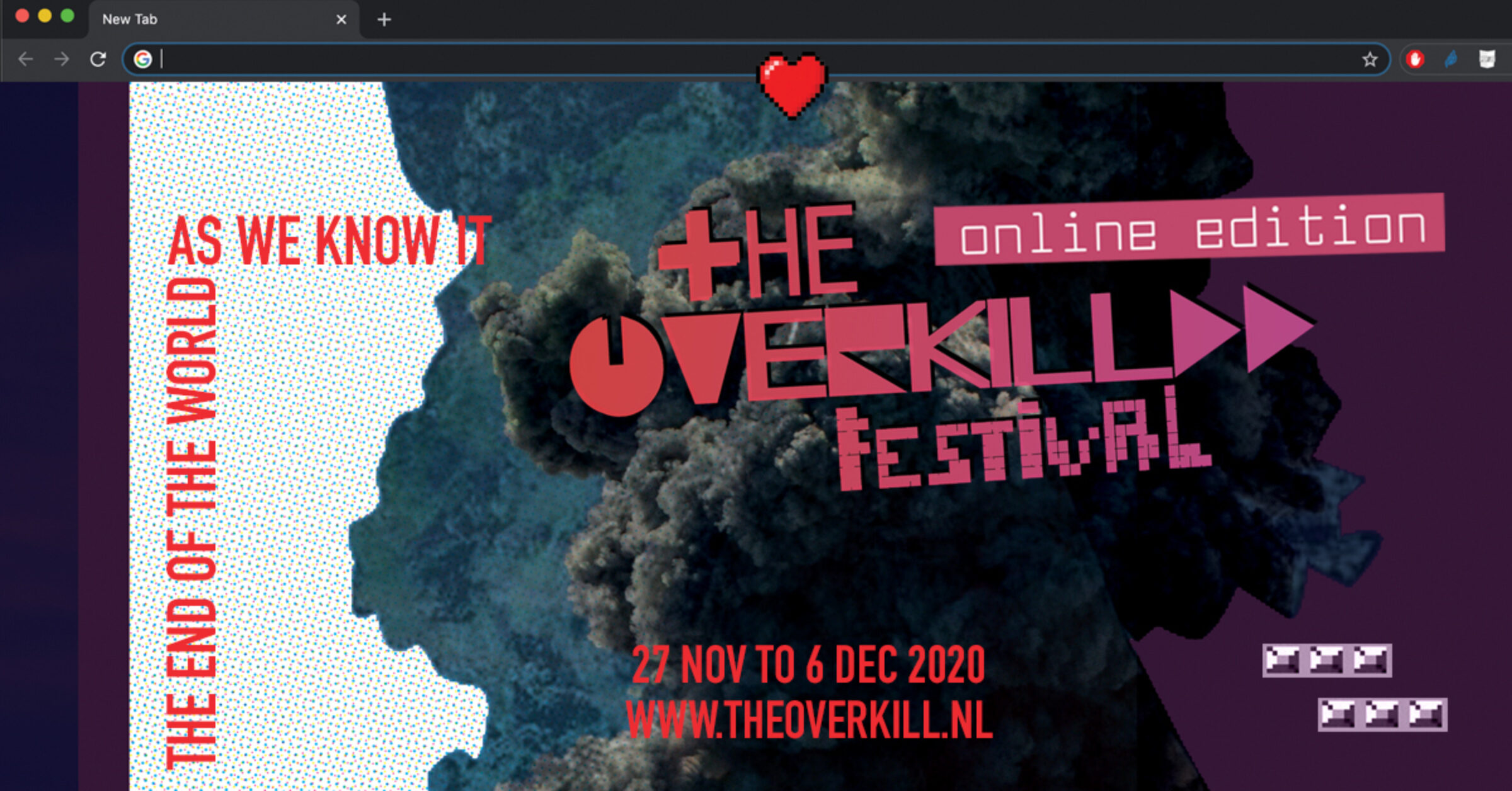 The Overkill Festival in Enschede
