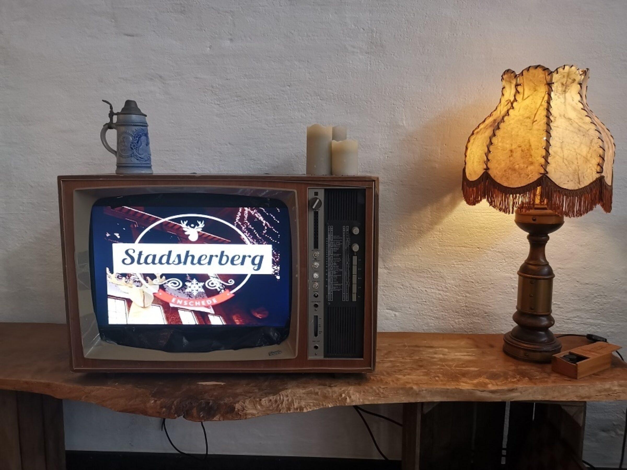 Stadsherberg video