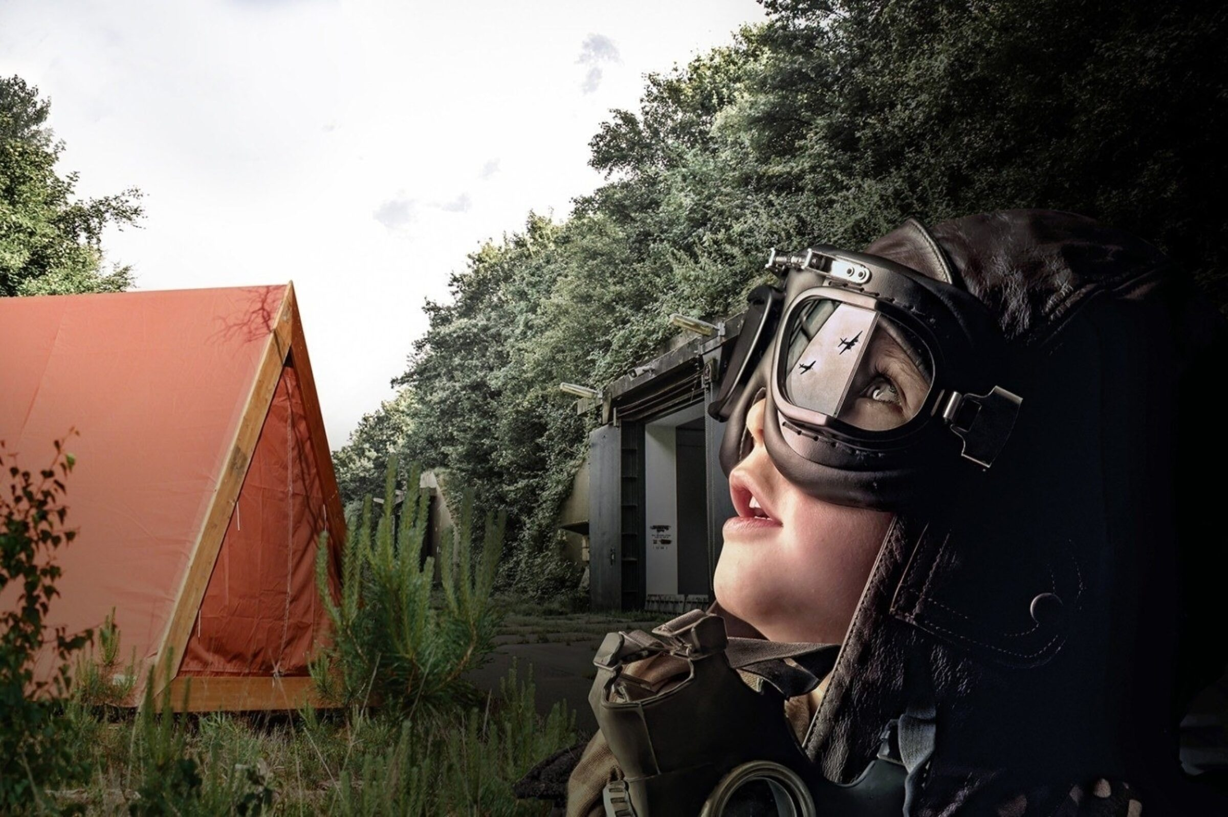 Campground Vliegveld Twente