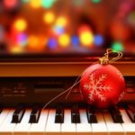 Christmas music 35ht7q4xru