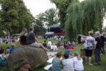 Kunst in het Volkspark Enschede