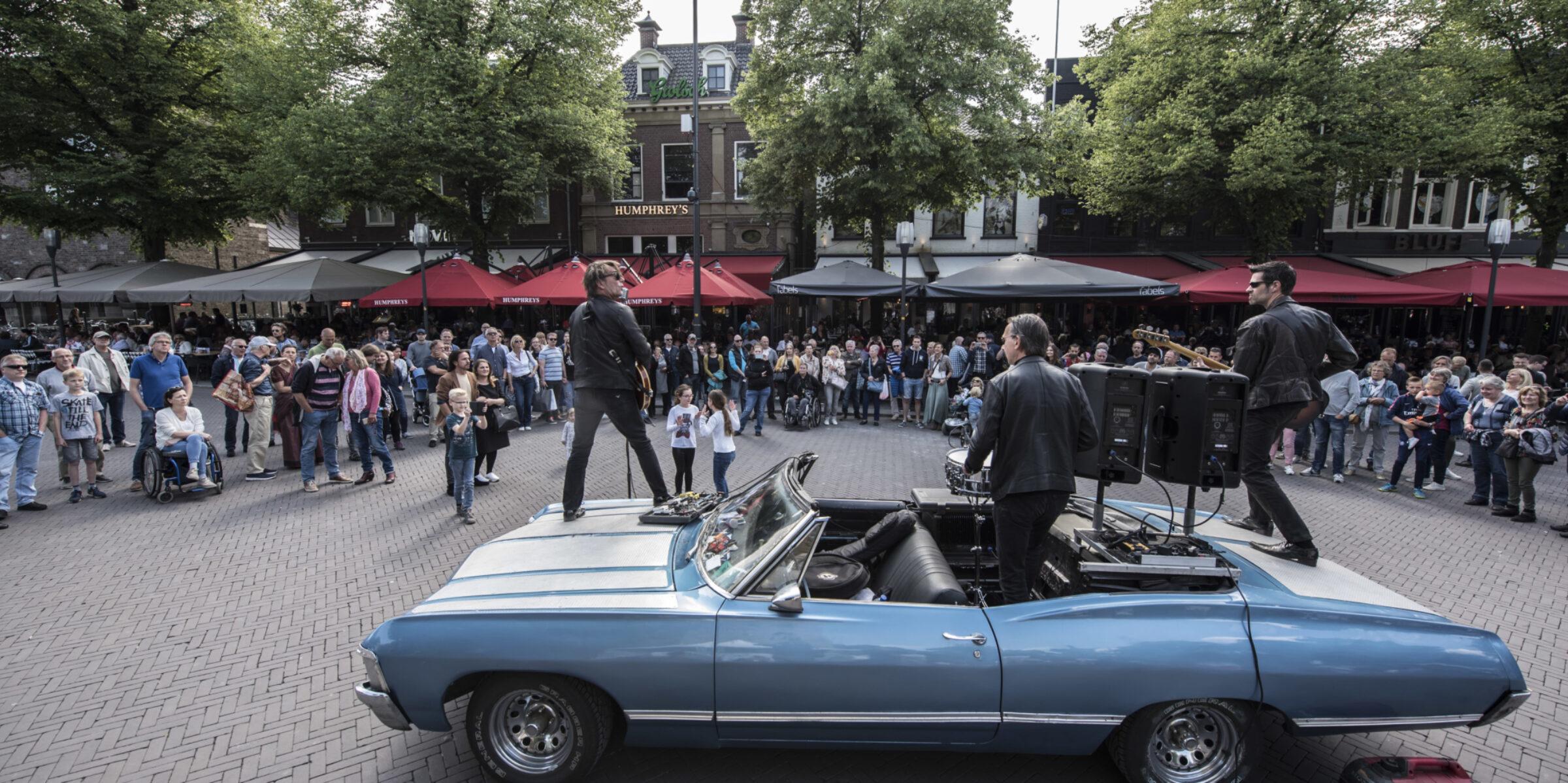 Musik in den Straßen