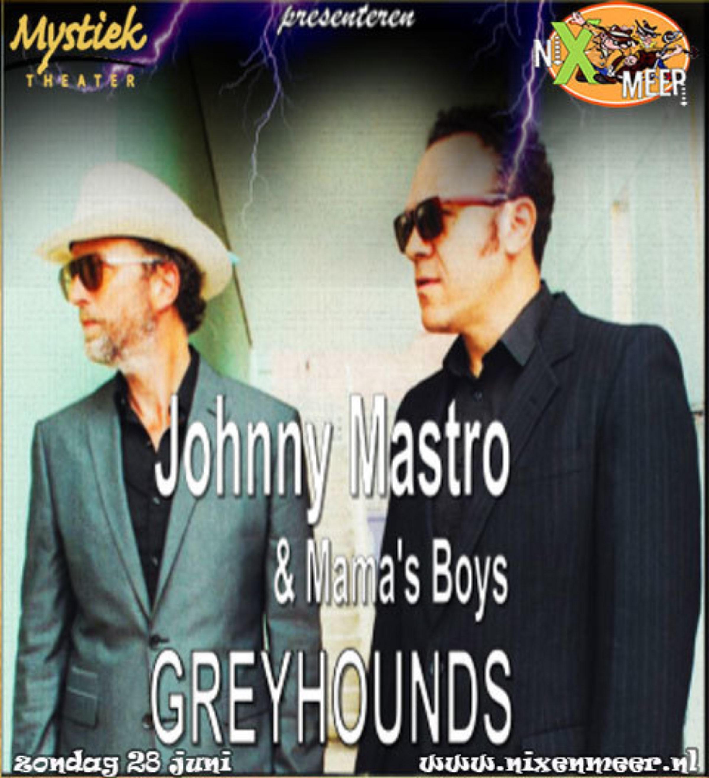 Johnny mastro en greyhounds 35i1wksztn
