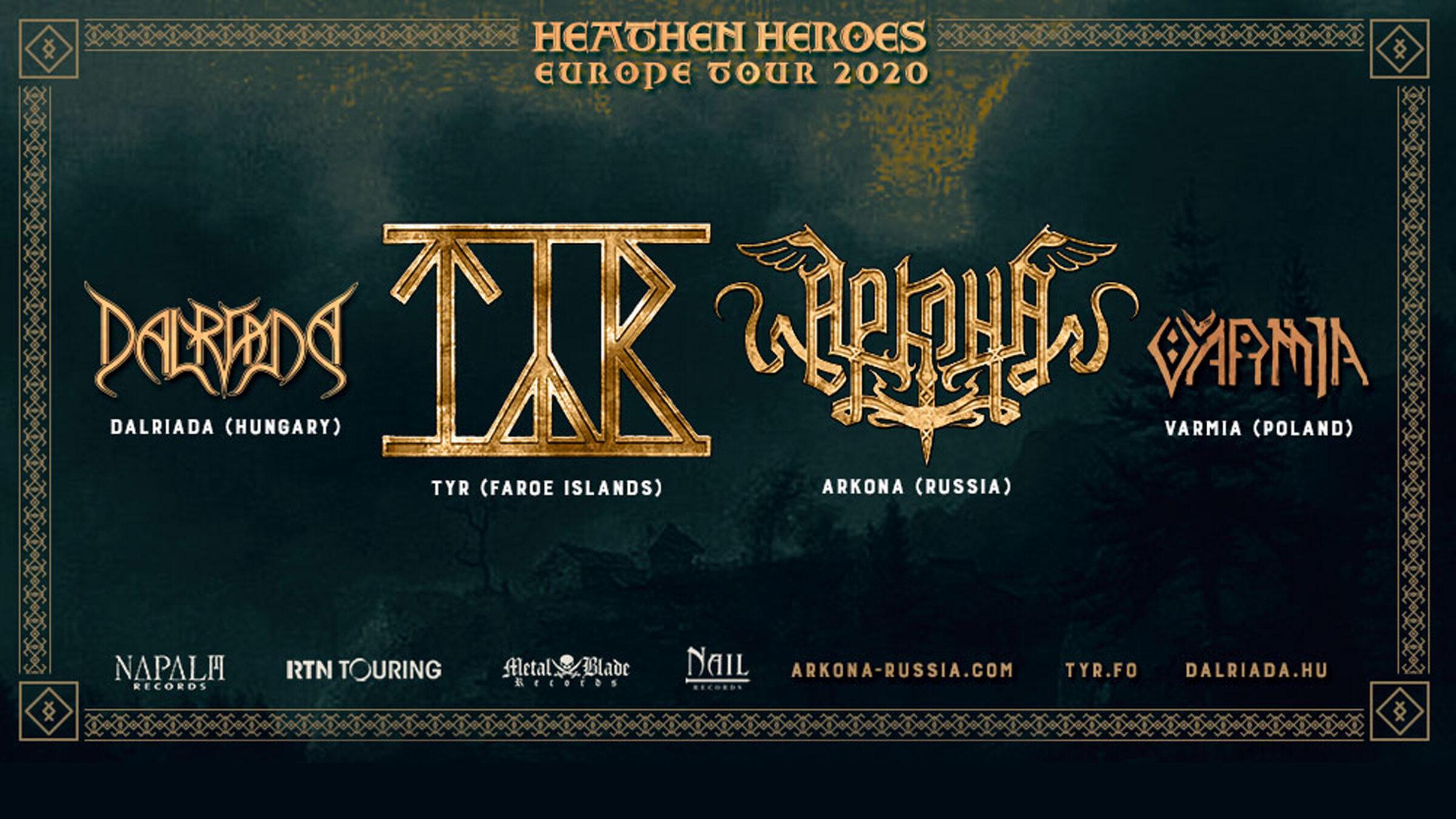 Heathen-Heroes