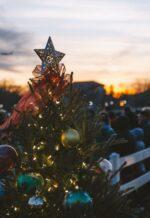 Kerstbomen festijn Enschede