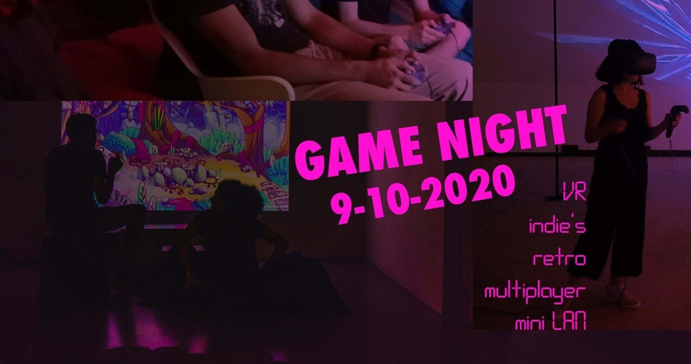 Game night Enschede