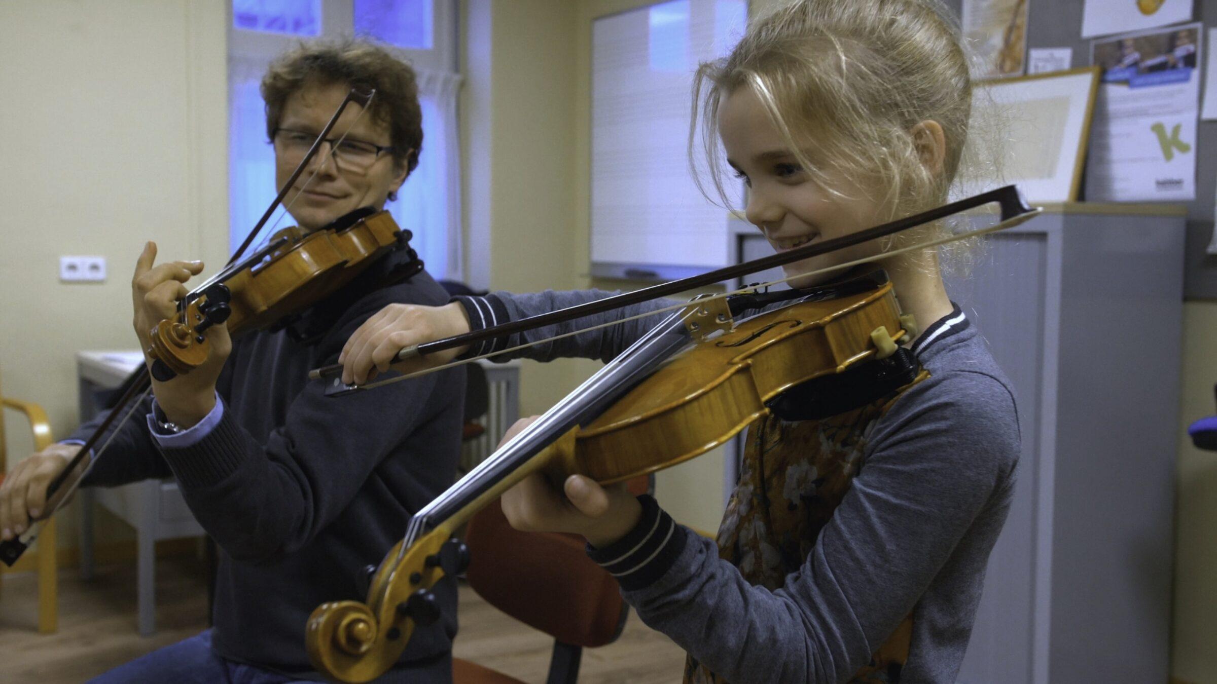 Kaliber viool Enschede