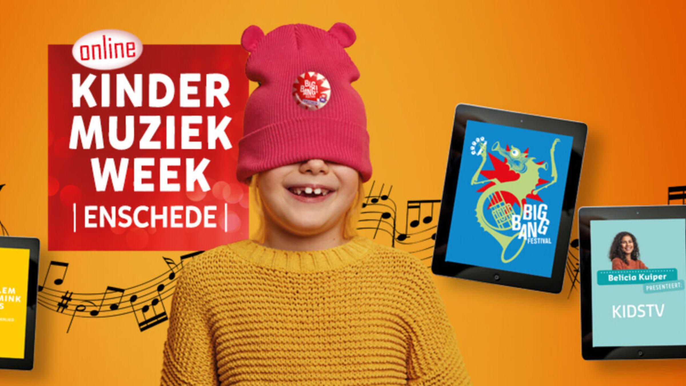 Kindermuziekweek journaal