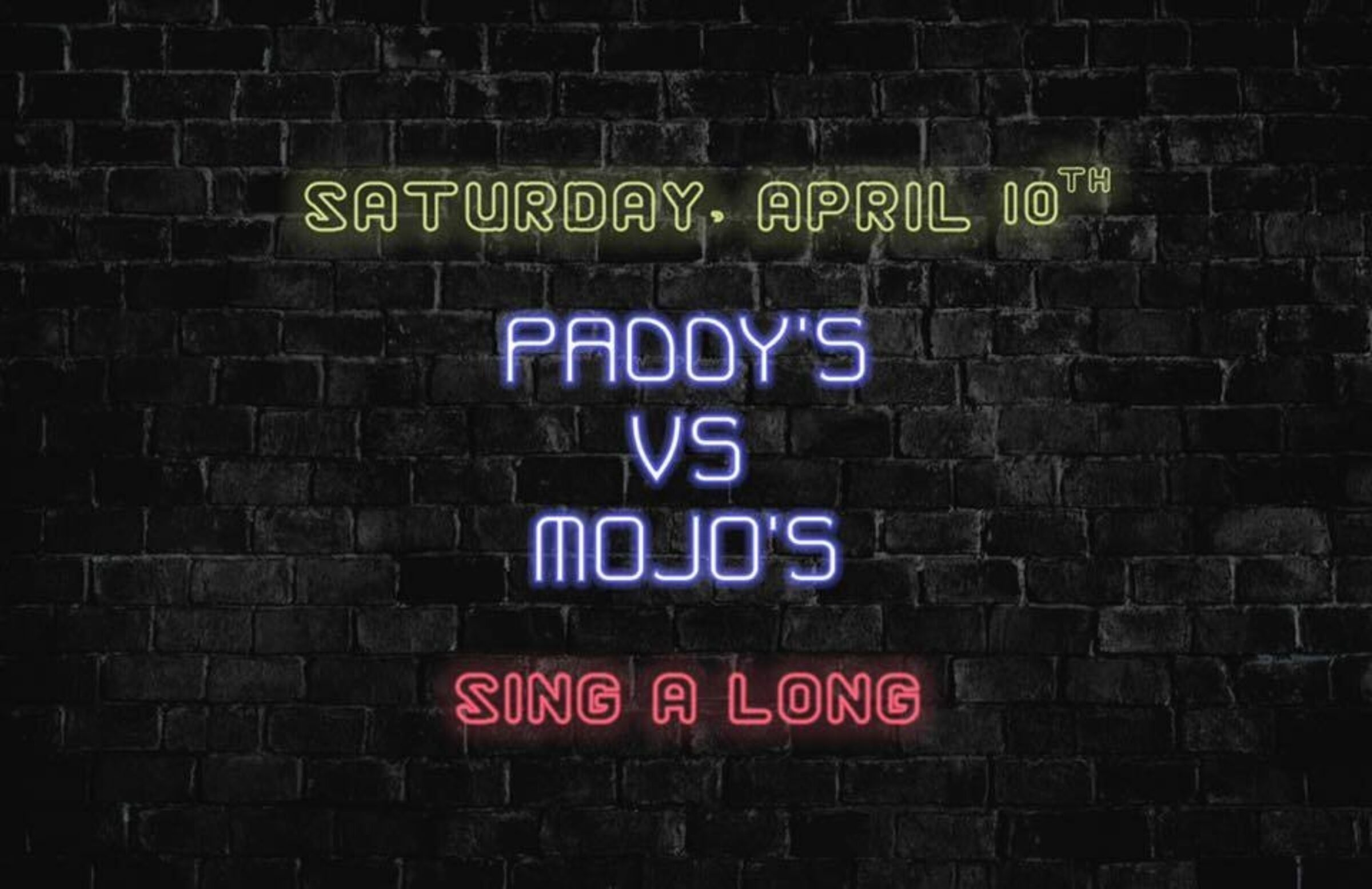Paddys vs Mojos