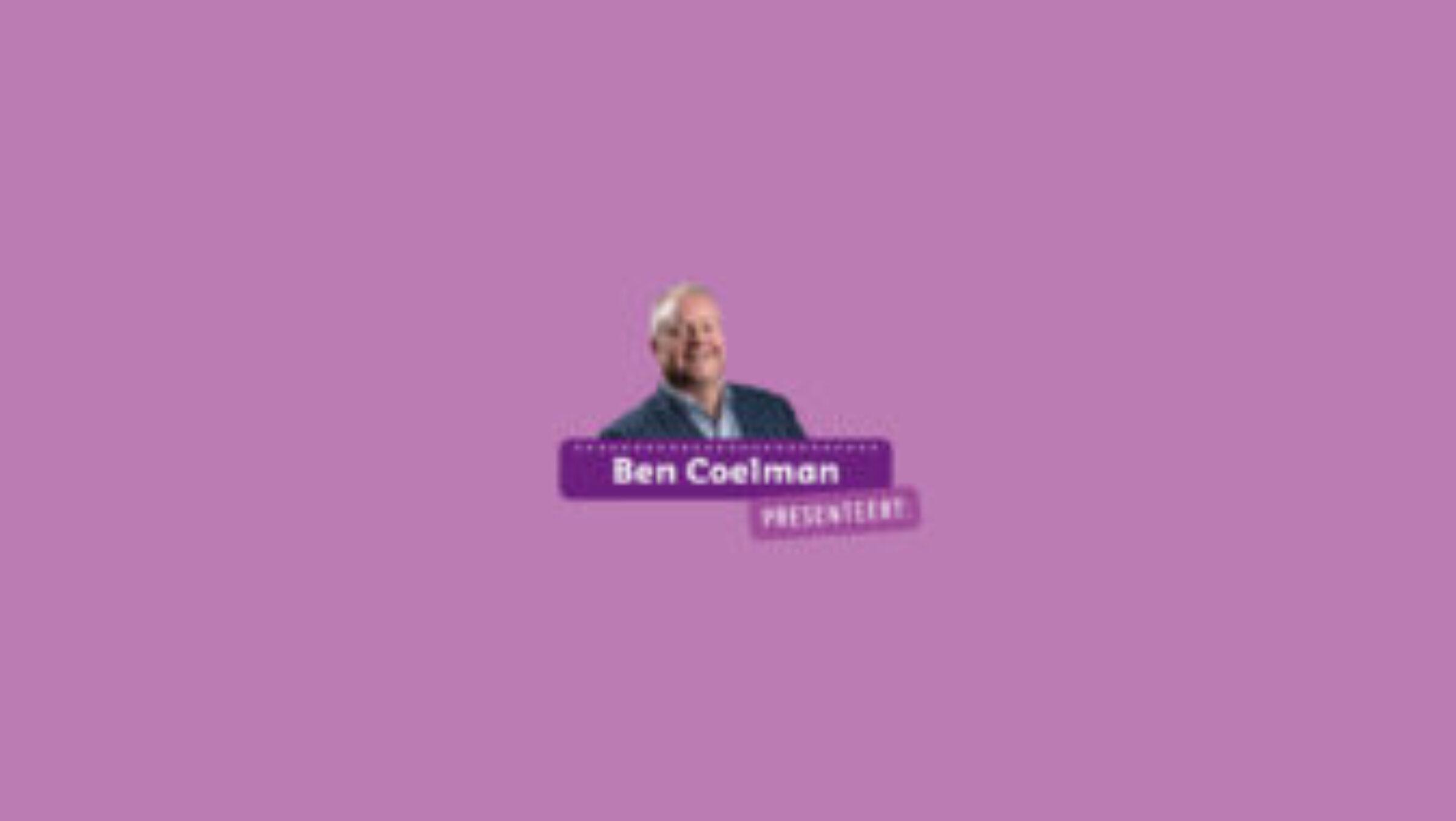 Klassiek op zondag Ben Coelman