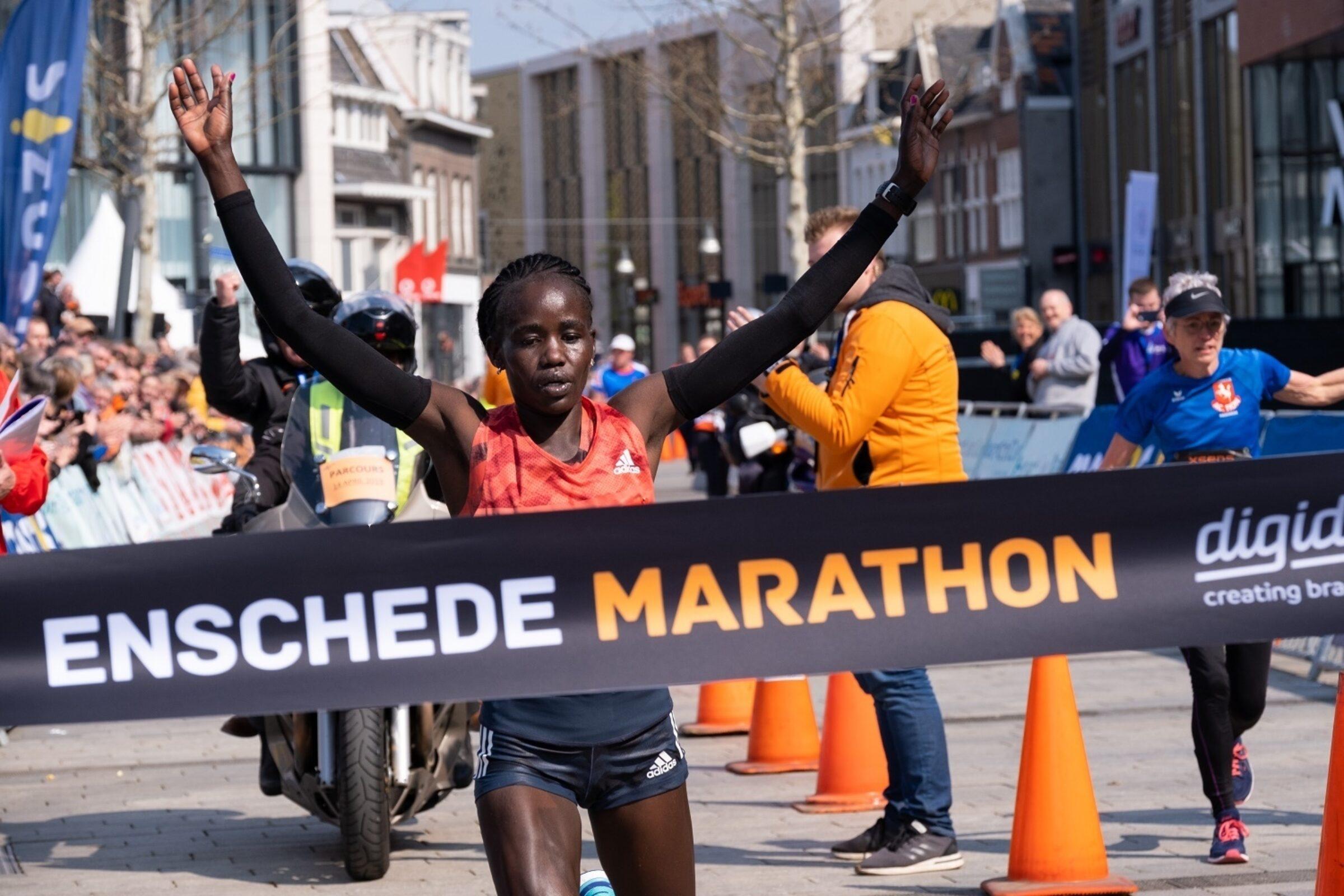 NN Mission Marathon Enschede Marathon