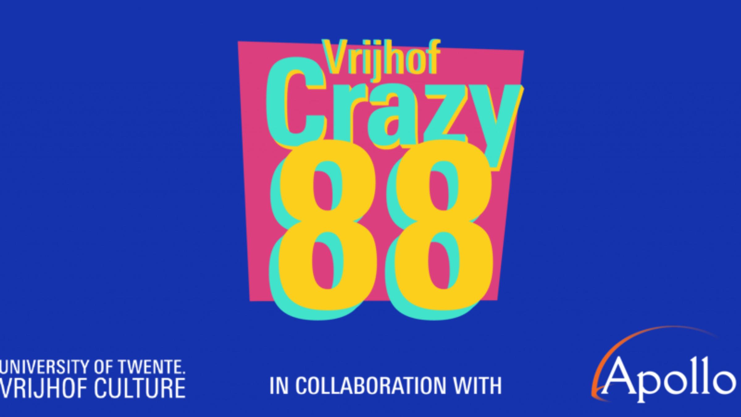 Crazy 88 Challenge