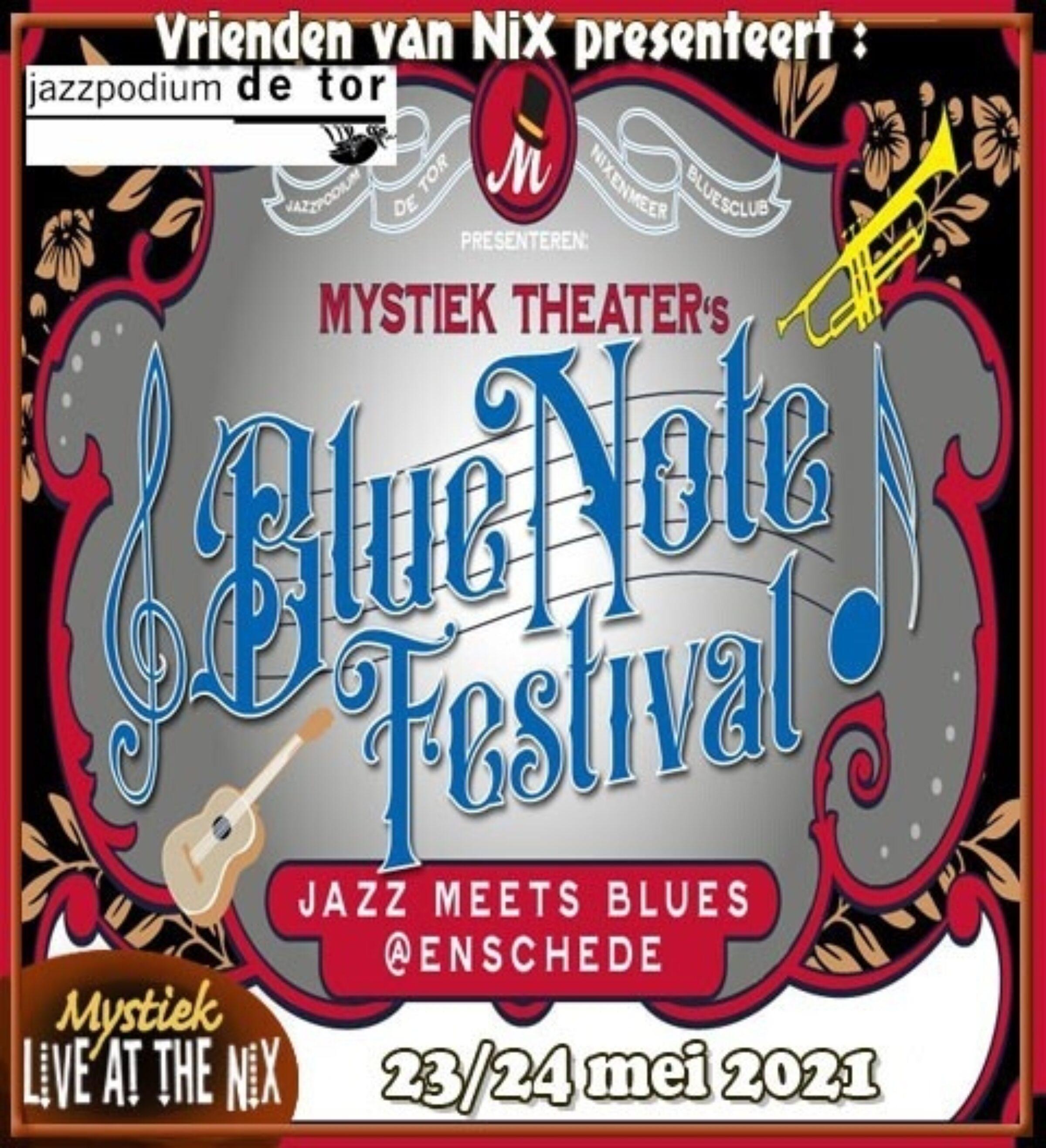 NIX Blue Note