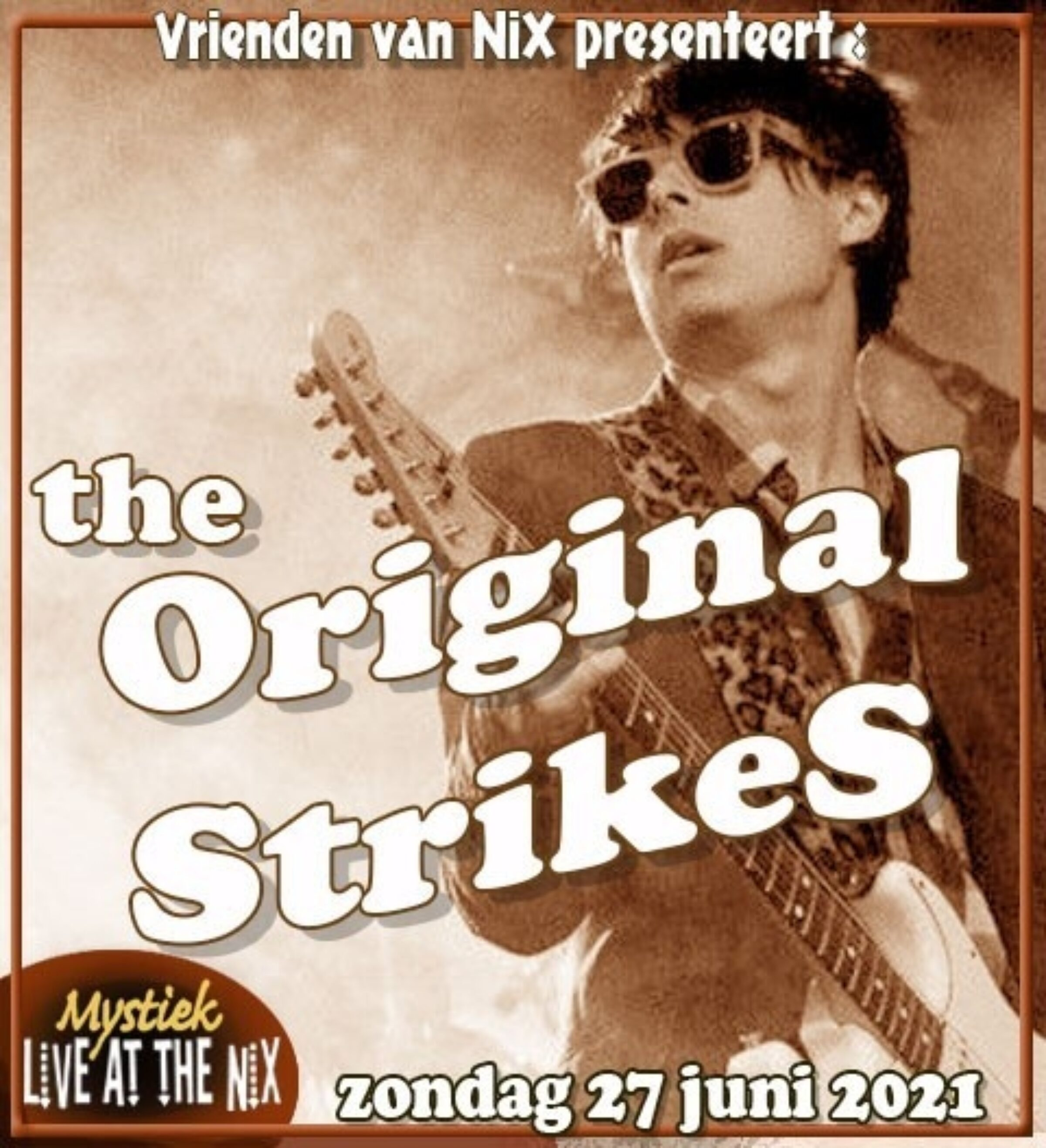 NIX Original Strikes