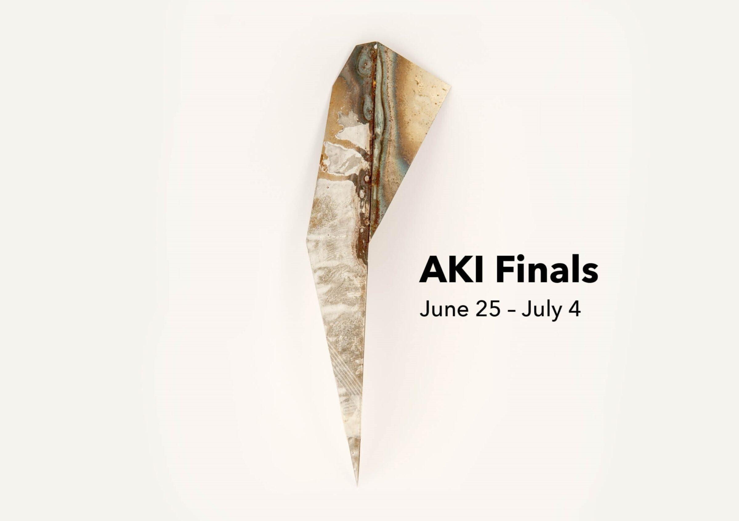 AKI Finals