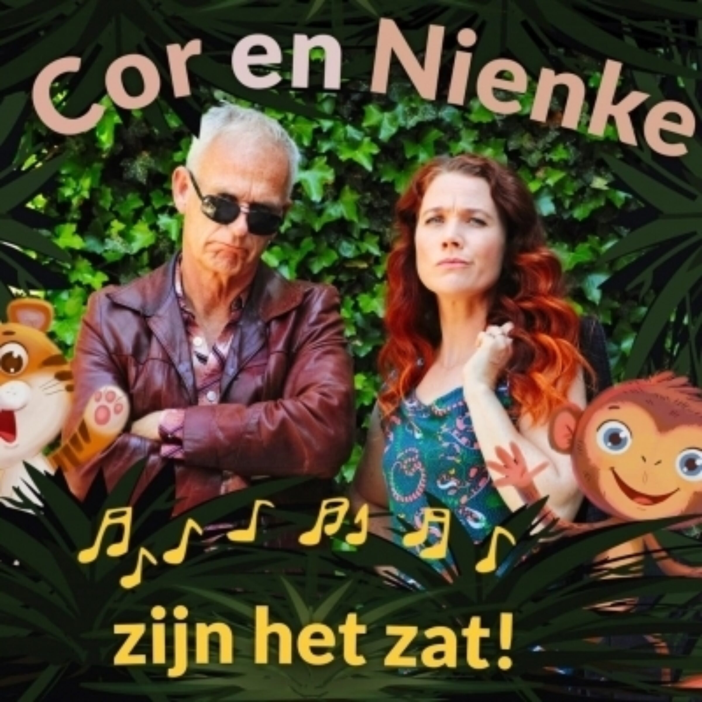 Cor & Nienke zijn het zat!