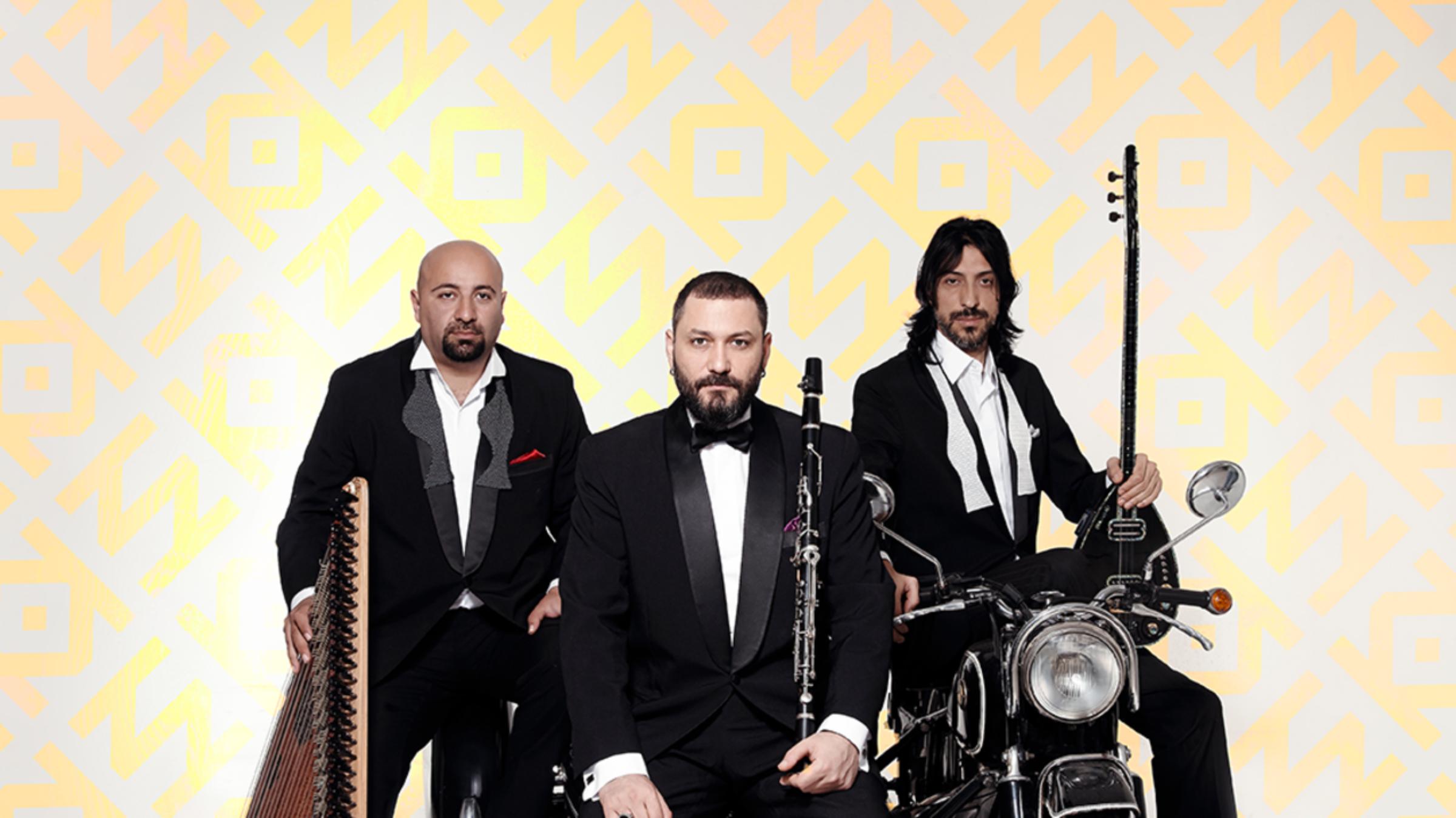 Masters of Anatolia - Taksim Trio