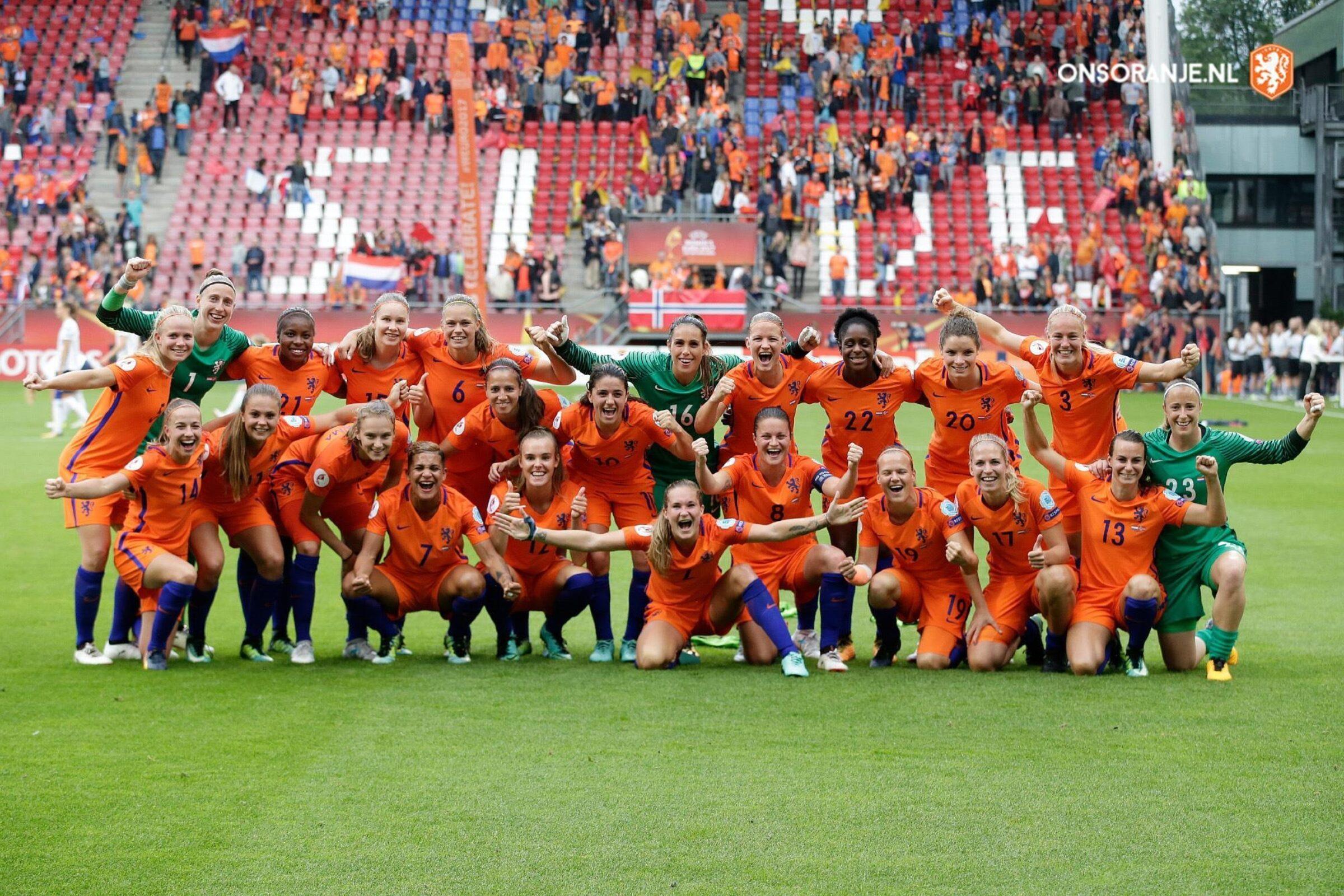 Oranje Leeuwinnen Enschede