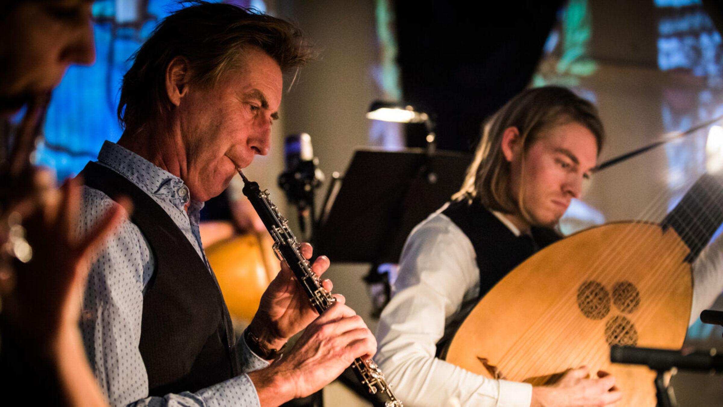 Troubadours - Nederlands Blazers Ensemble