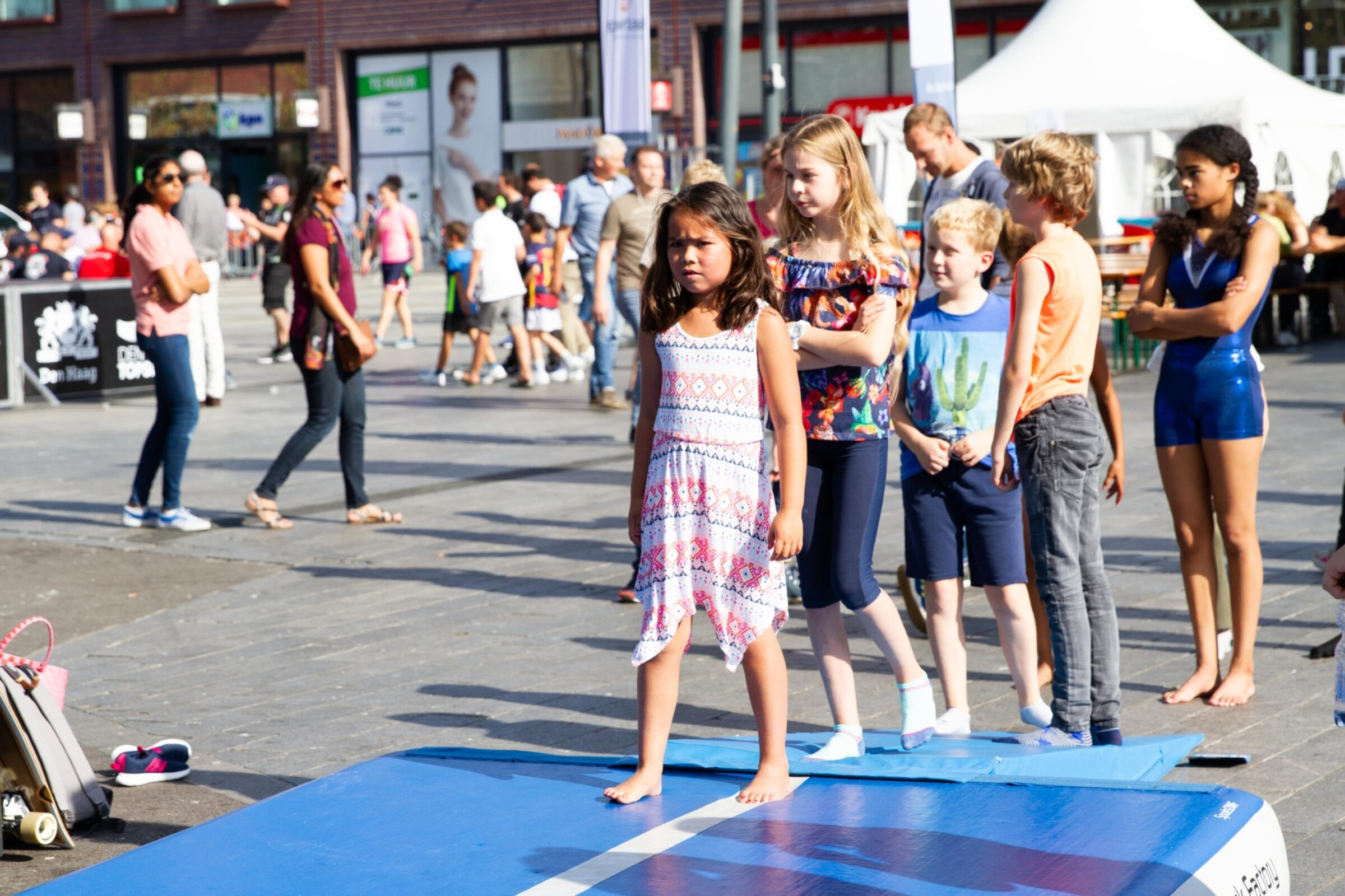 Dinsdagmarkt: Kidsday