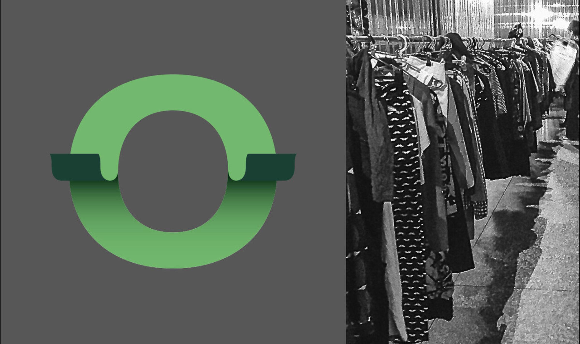 Overlap Pop Up Clothes Swap Store