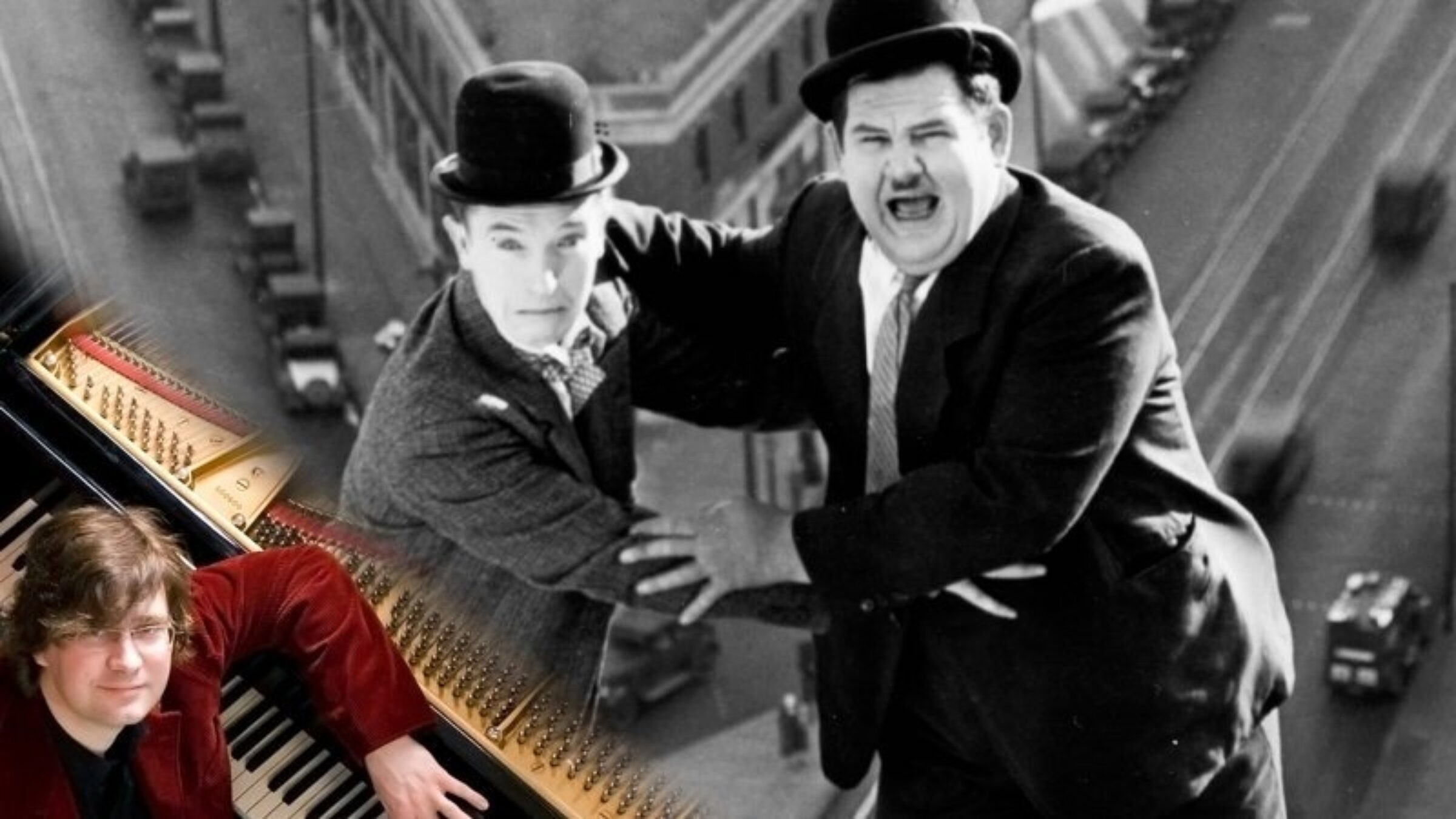 The silent movie project: Laurel and Hardy