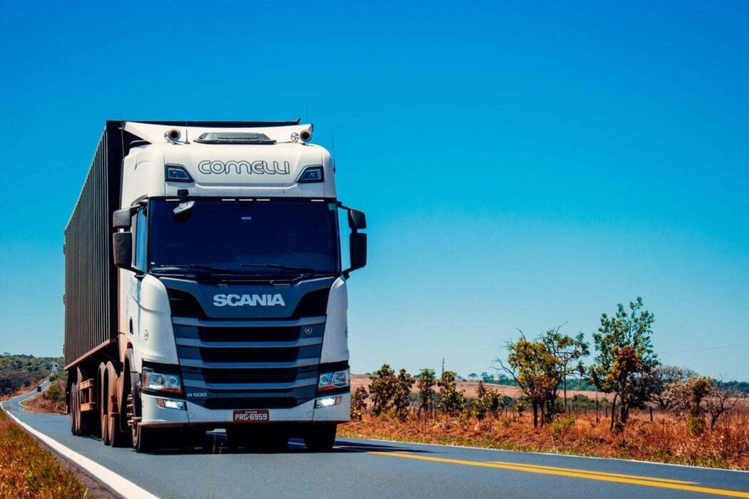 Truckershow Vliegveld Twenthe