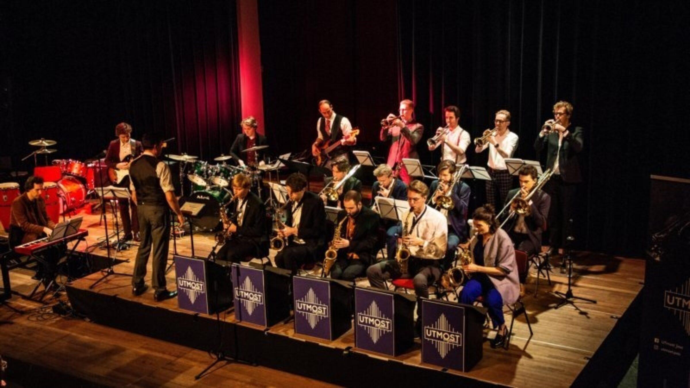 UTmost Big band en Jazz Combination