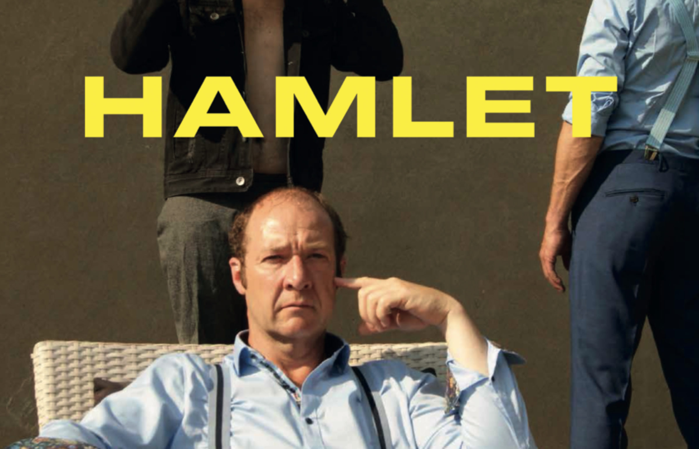 HAMLET via Wilminktheater
