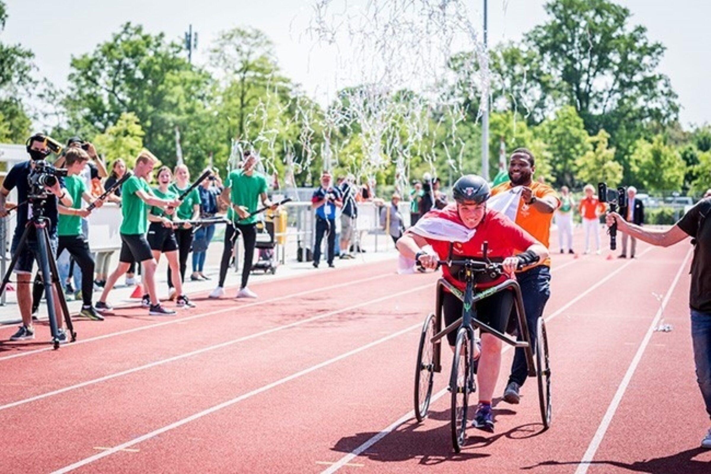Sporter Maartje Ellenkamp