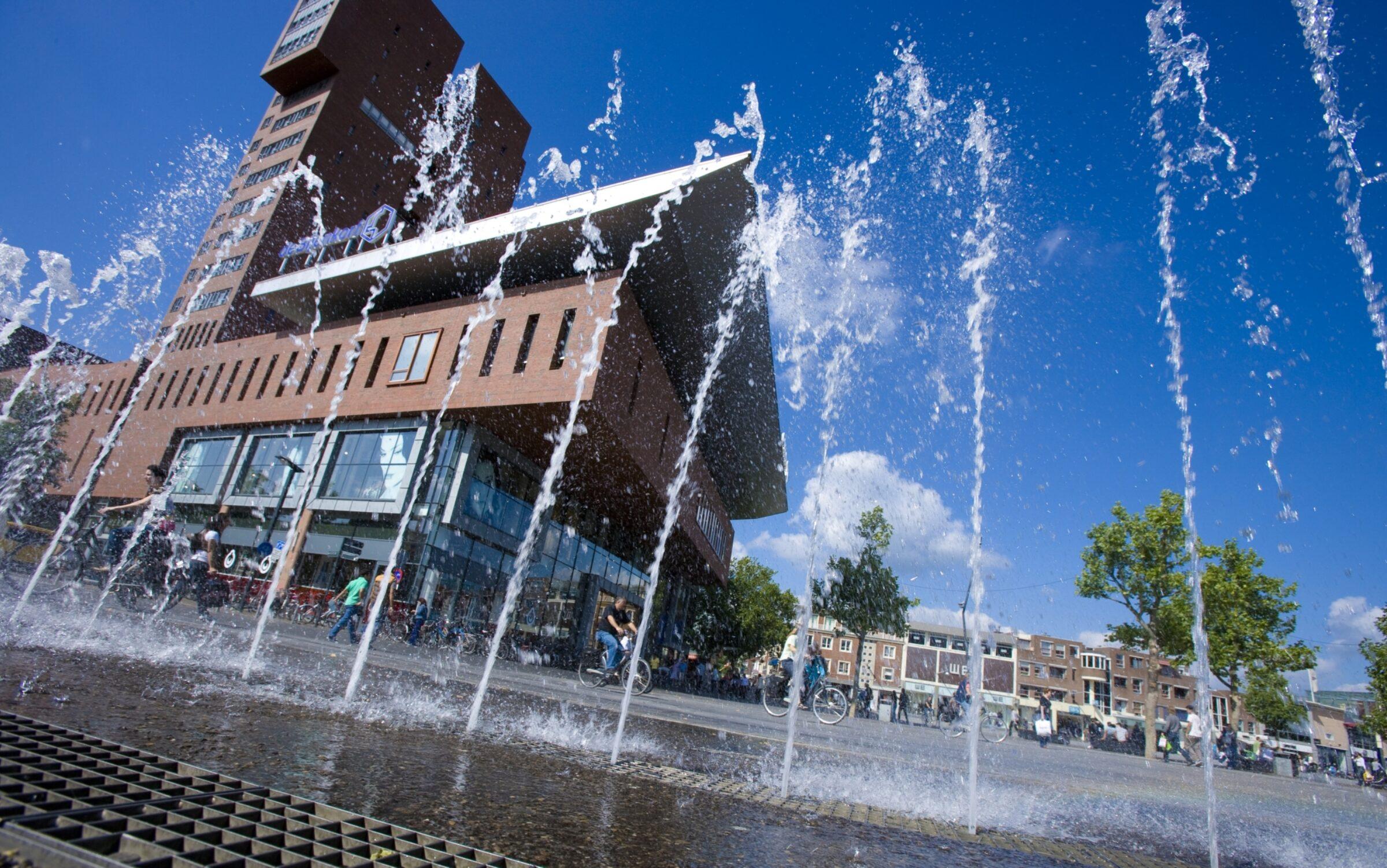 2009 H J van Heekplein winkelen