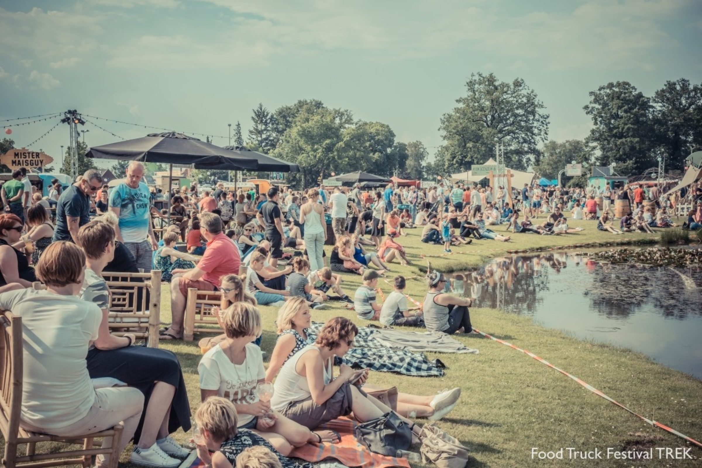 2016 P  Lodder Trek Foodtruck Festival Evenementen 3