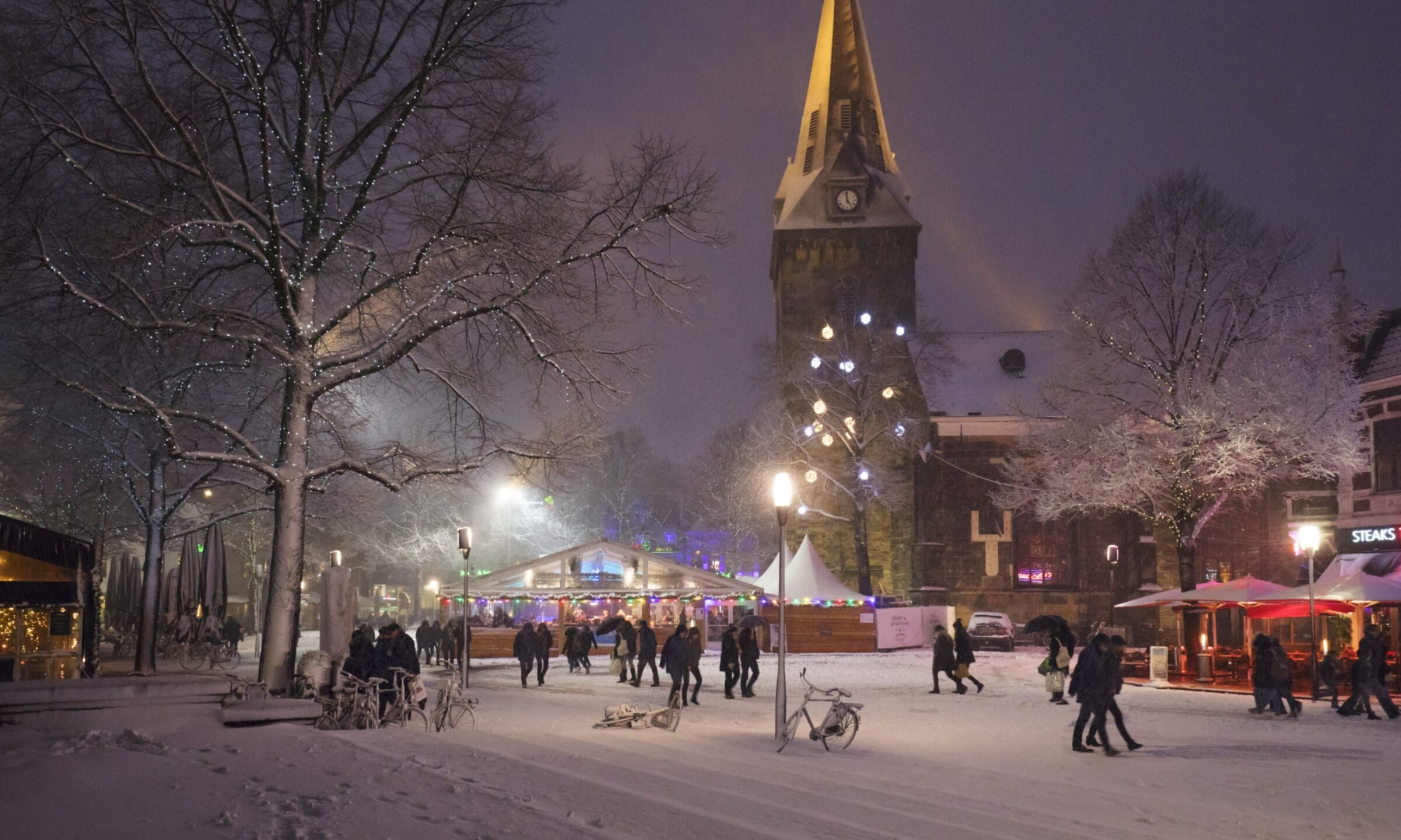 Christmas in Holland (Enschede)