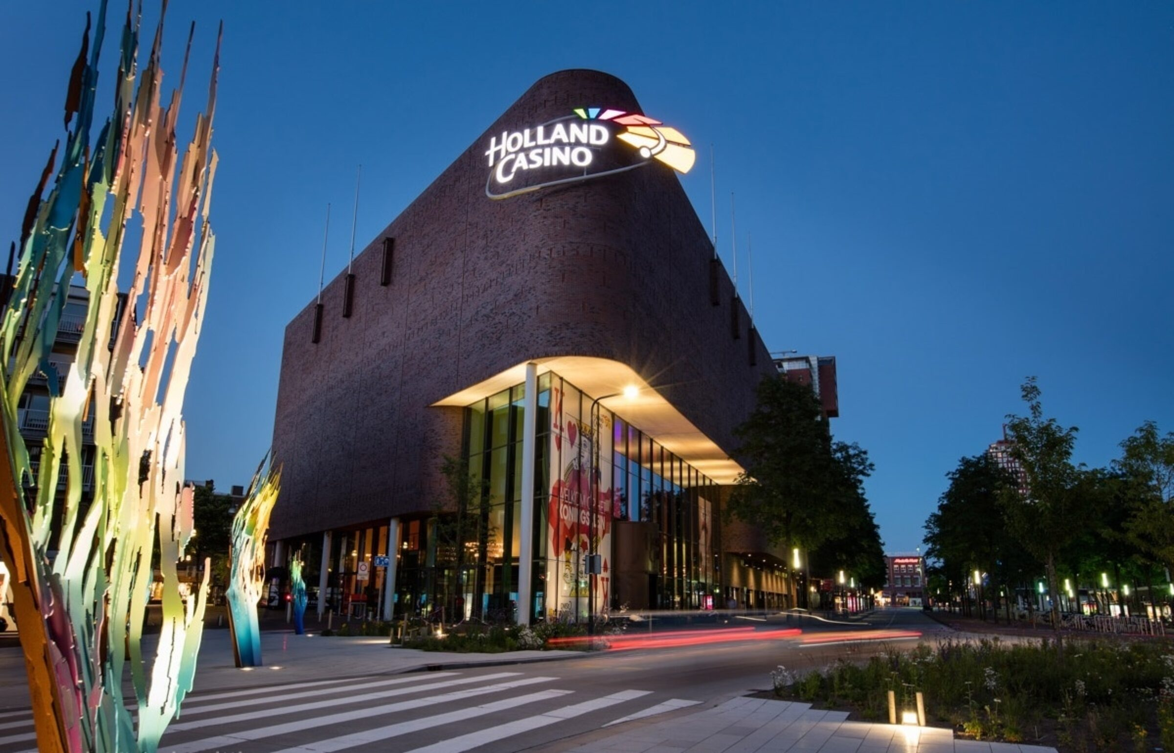 2018 Holland Casino
