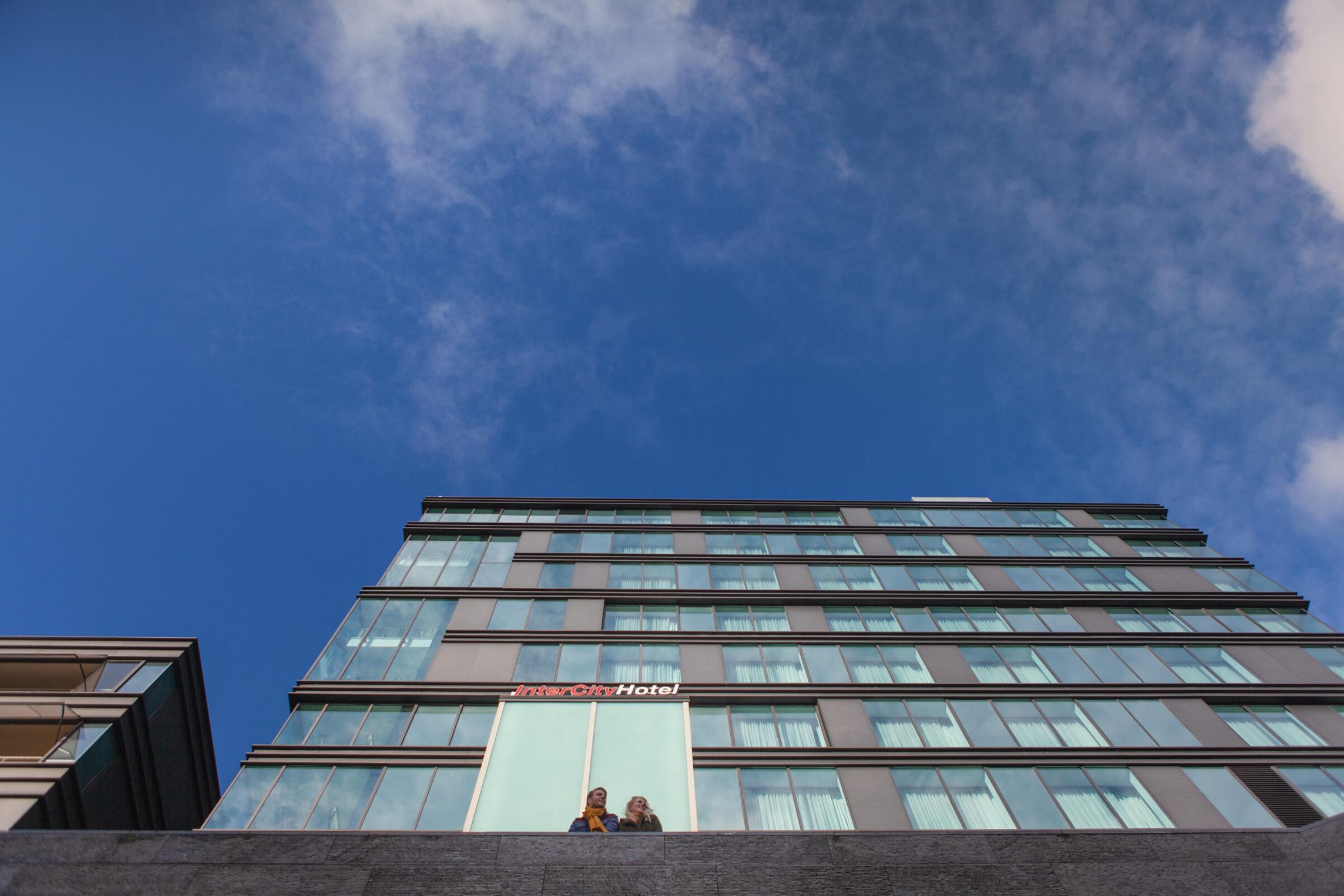 Intercity Hotel übernachten
