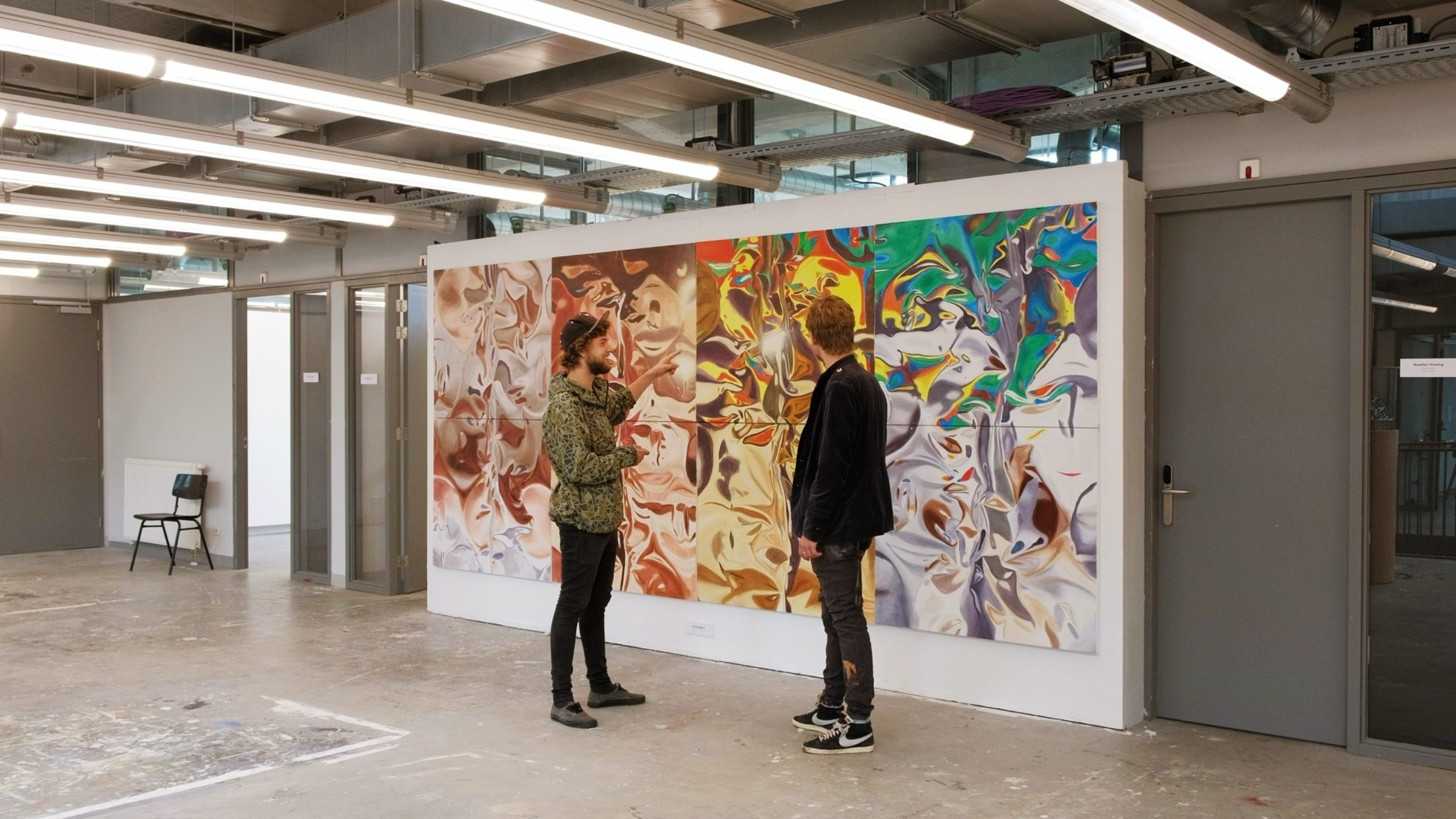 Art in Roombeek Enschede