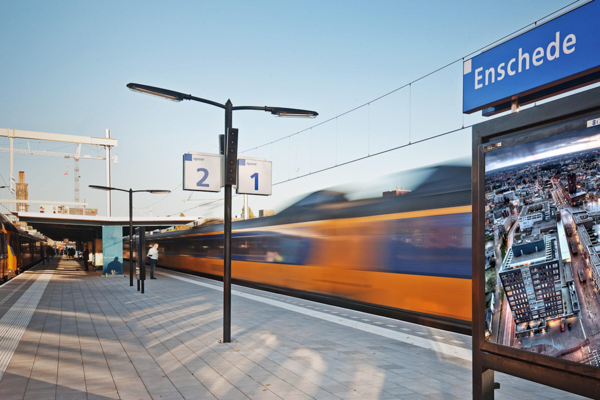 Bahnhof Enschede