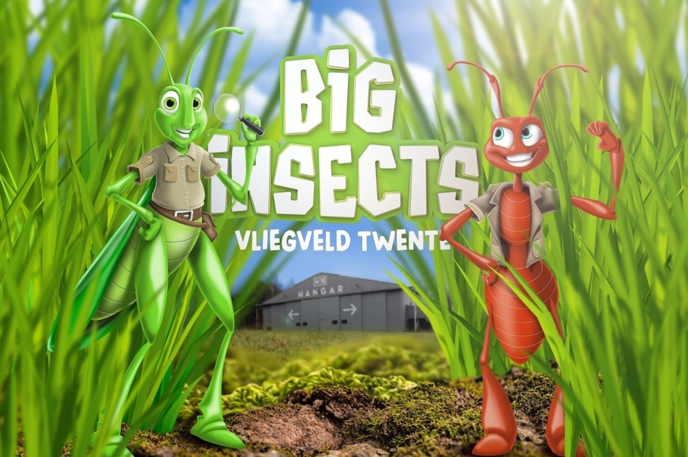 Big Insects