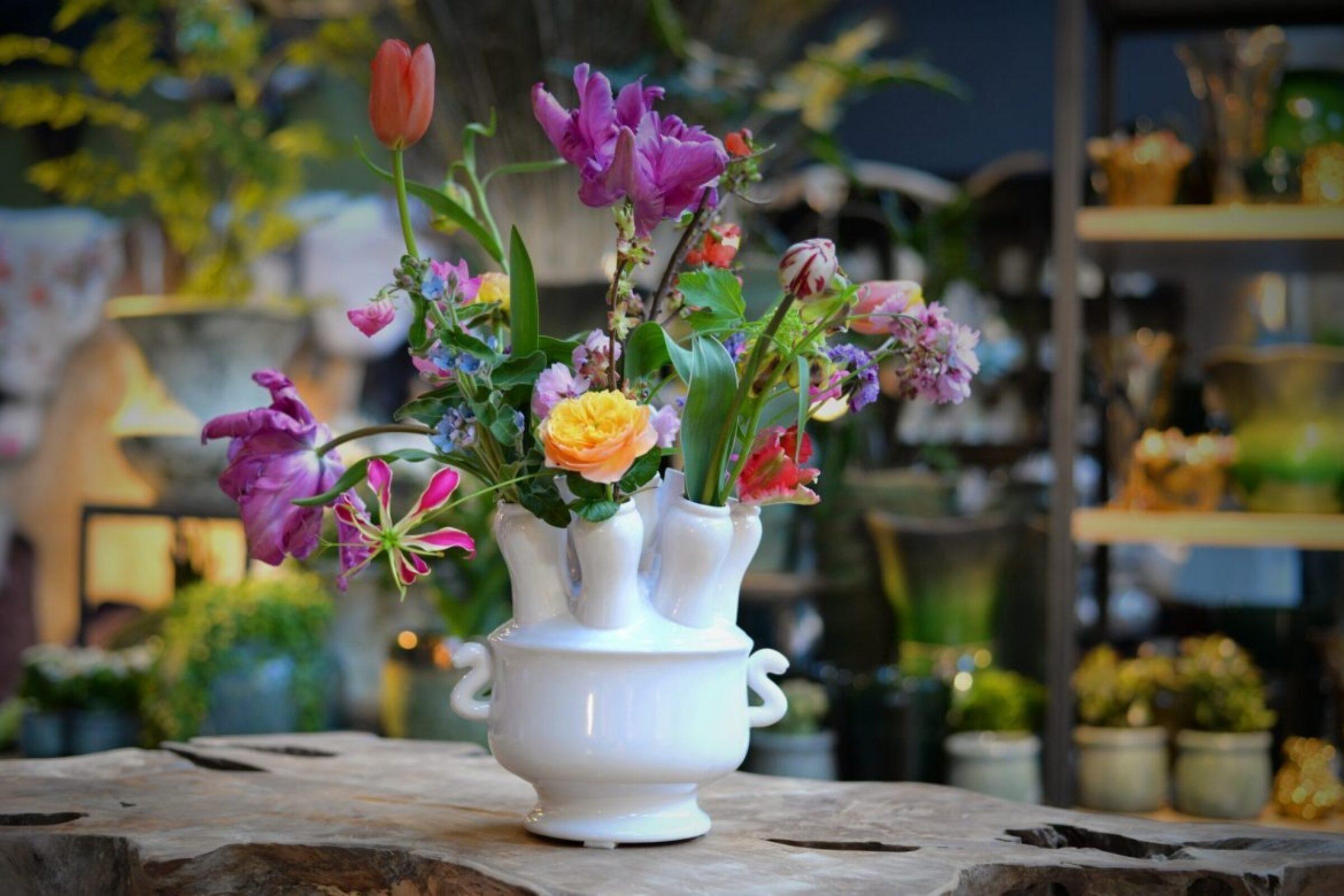 Bloemen kopen in Enschede