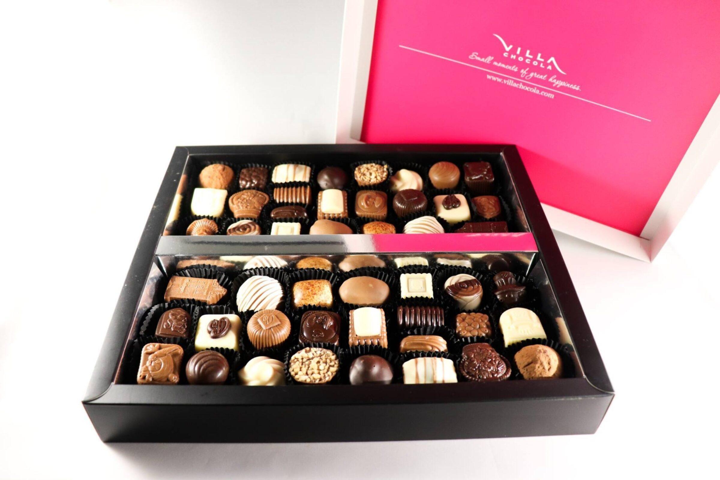 Bonbons Villa Chocola Enschede