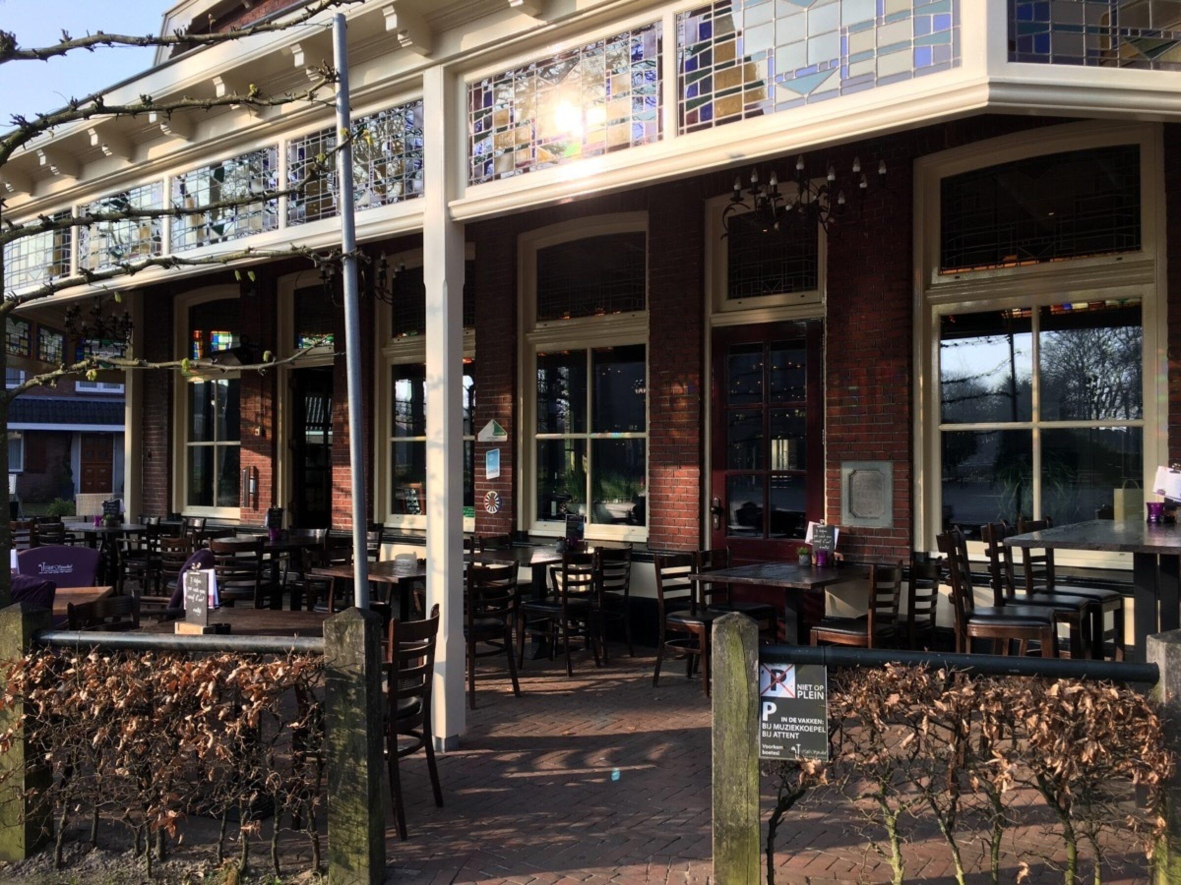 Café Sprakel terras Lonneker