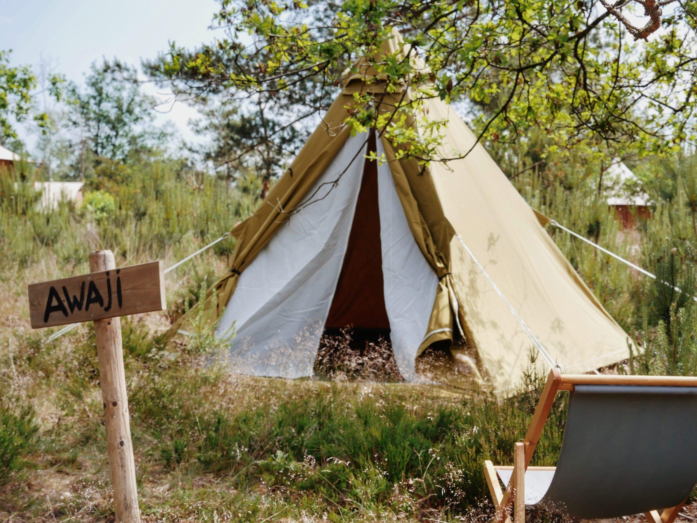 Campground Twente Enschede 2