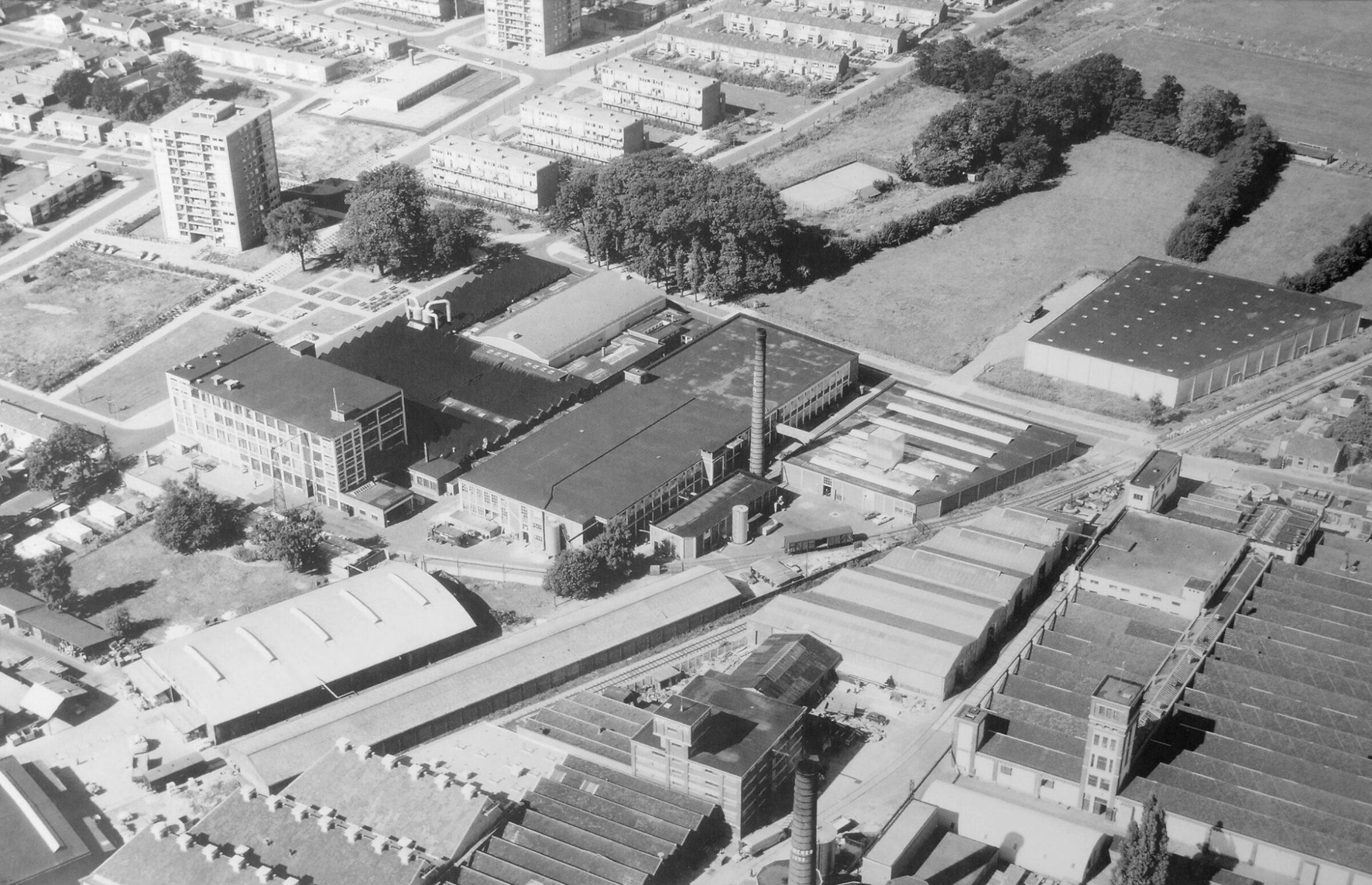 De Museumfabriek draaischijf Enschede