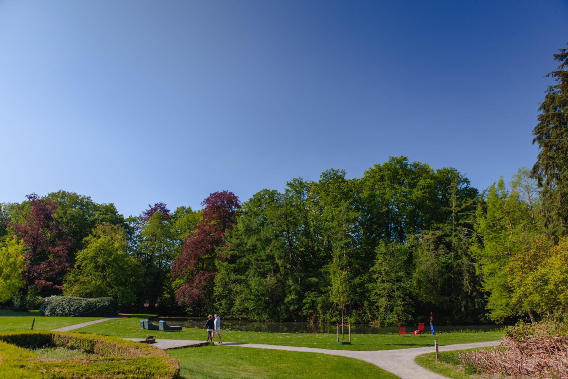 Enschede Lente Ledeboer Park