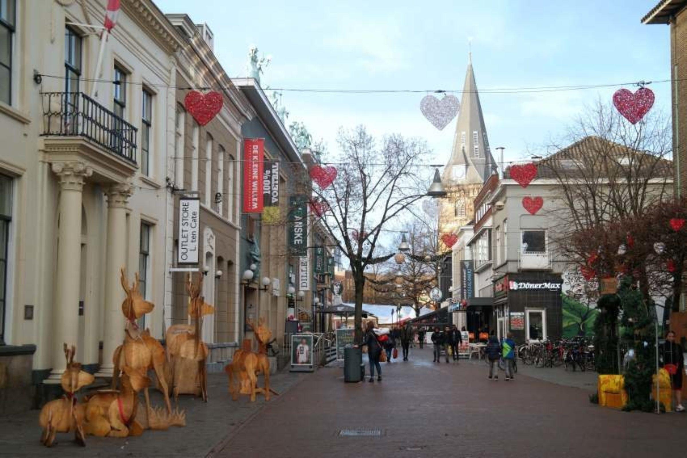 Enschede Winter Wonderland