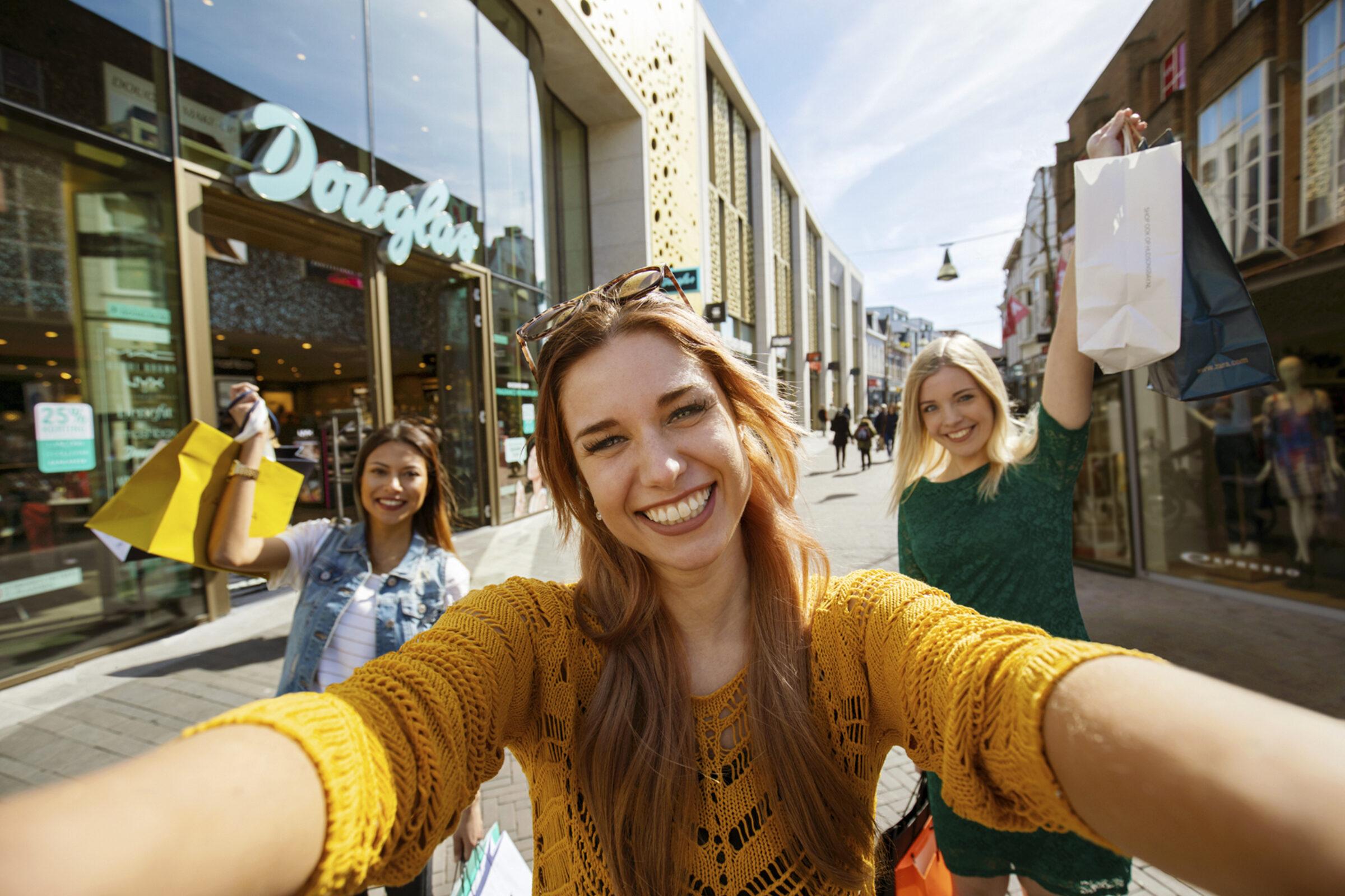 Winkelen tijdens Hemelvaartsdag en Tweede Pinksterdag