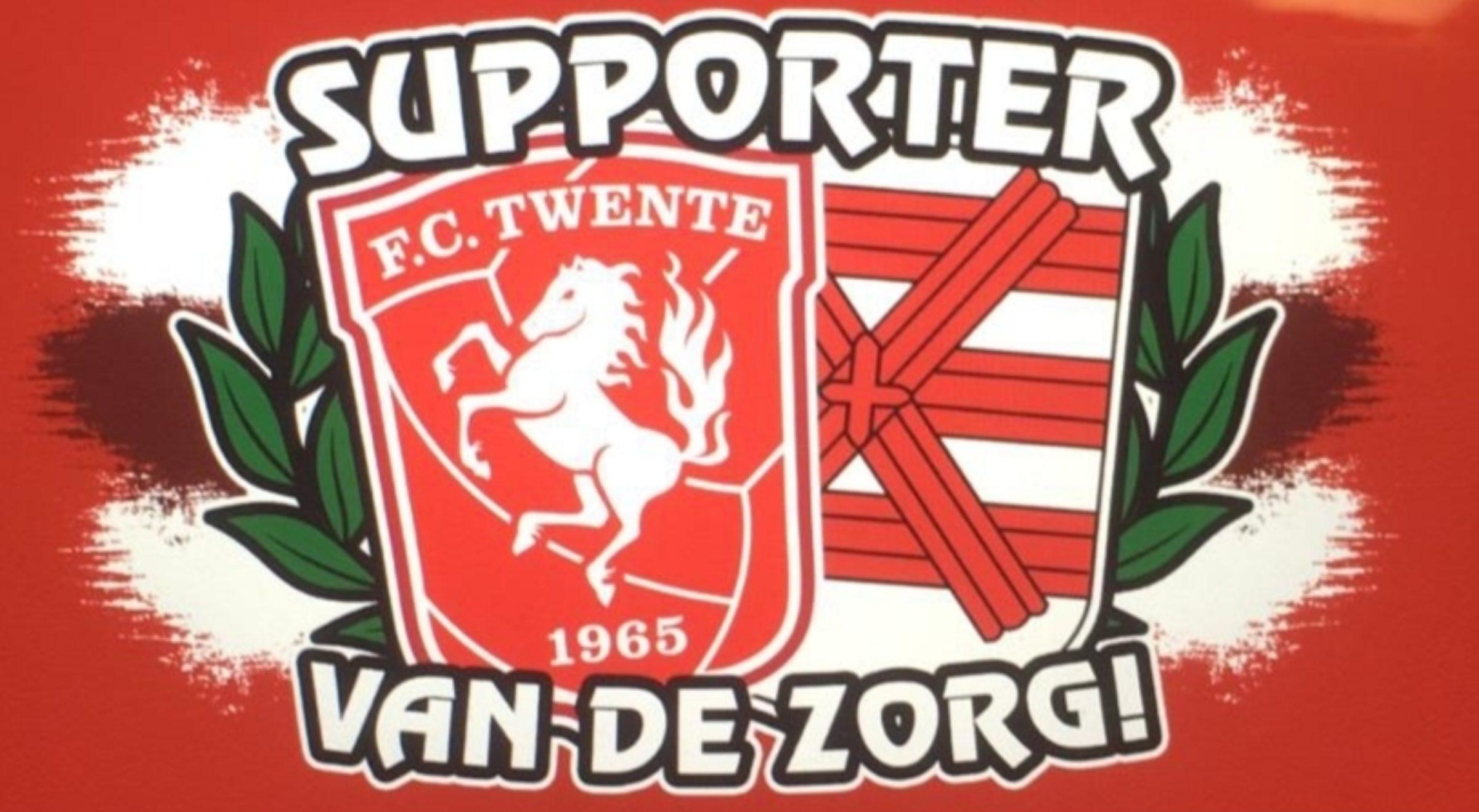 FC Twente Supporter voor de zorg