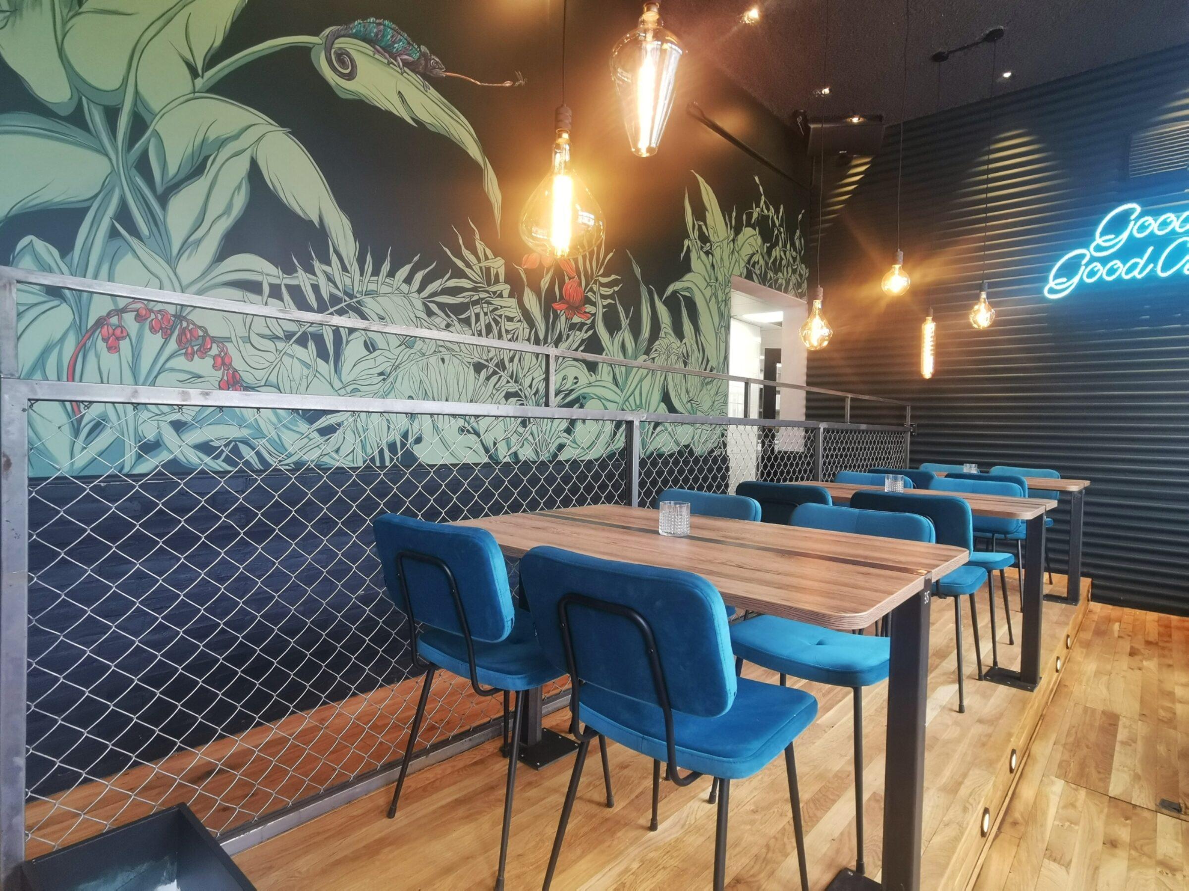 Foodies restaurant en bar Enschede