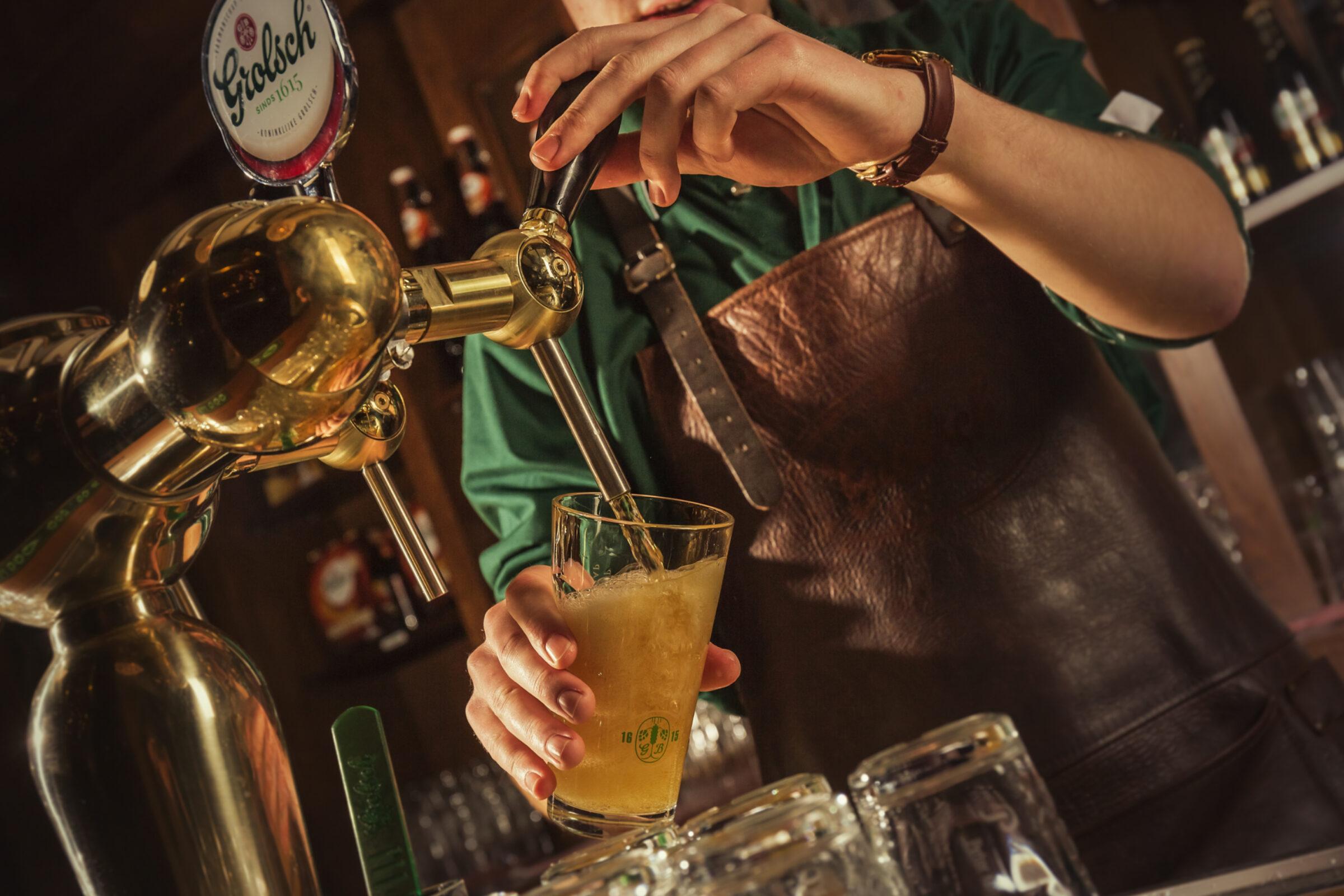 Grolsch Brouwerijtour in Enschede